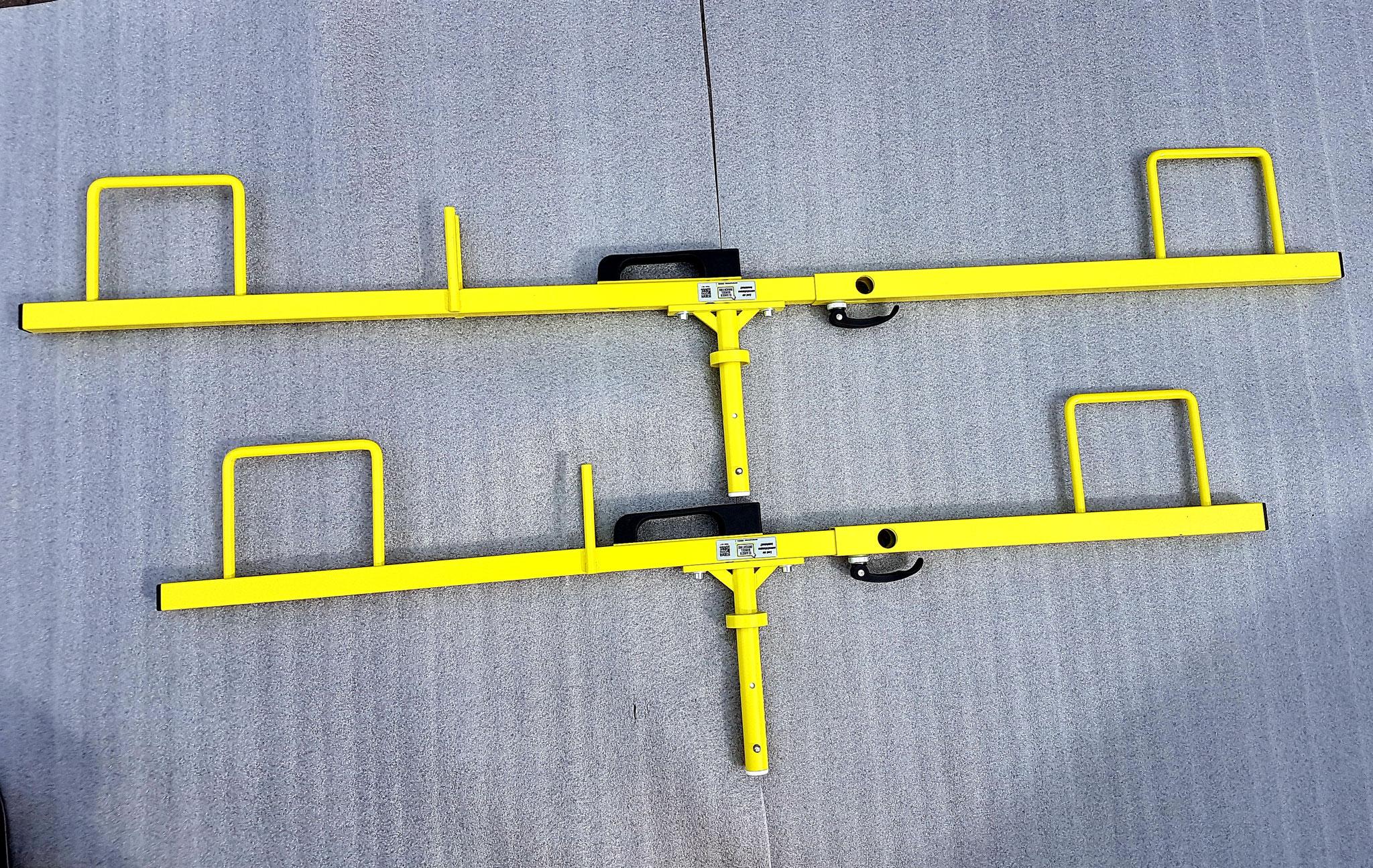 O-bundels met hartmaat 150 en 120 cm.