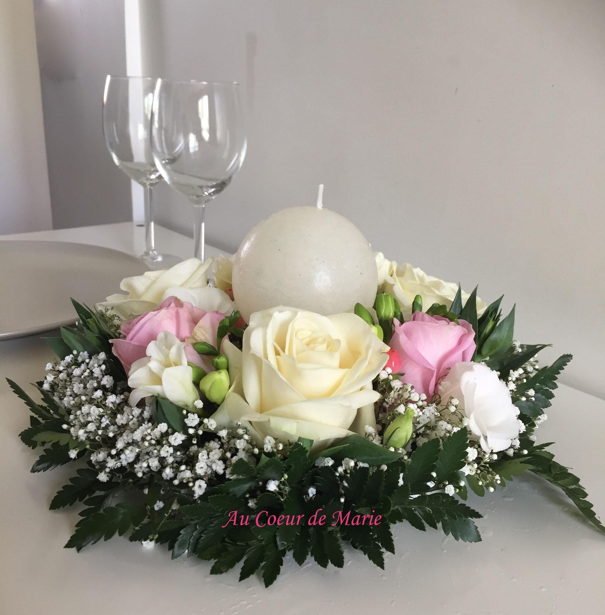 livraison de fleurs au coeur de marie fleuriste menucourt cergy. Black Bedroom Furniture Sets. Home Design Ideas