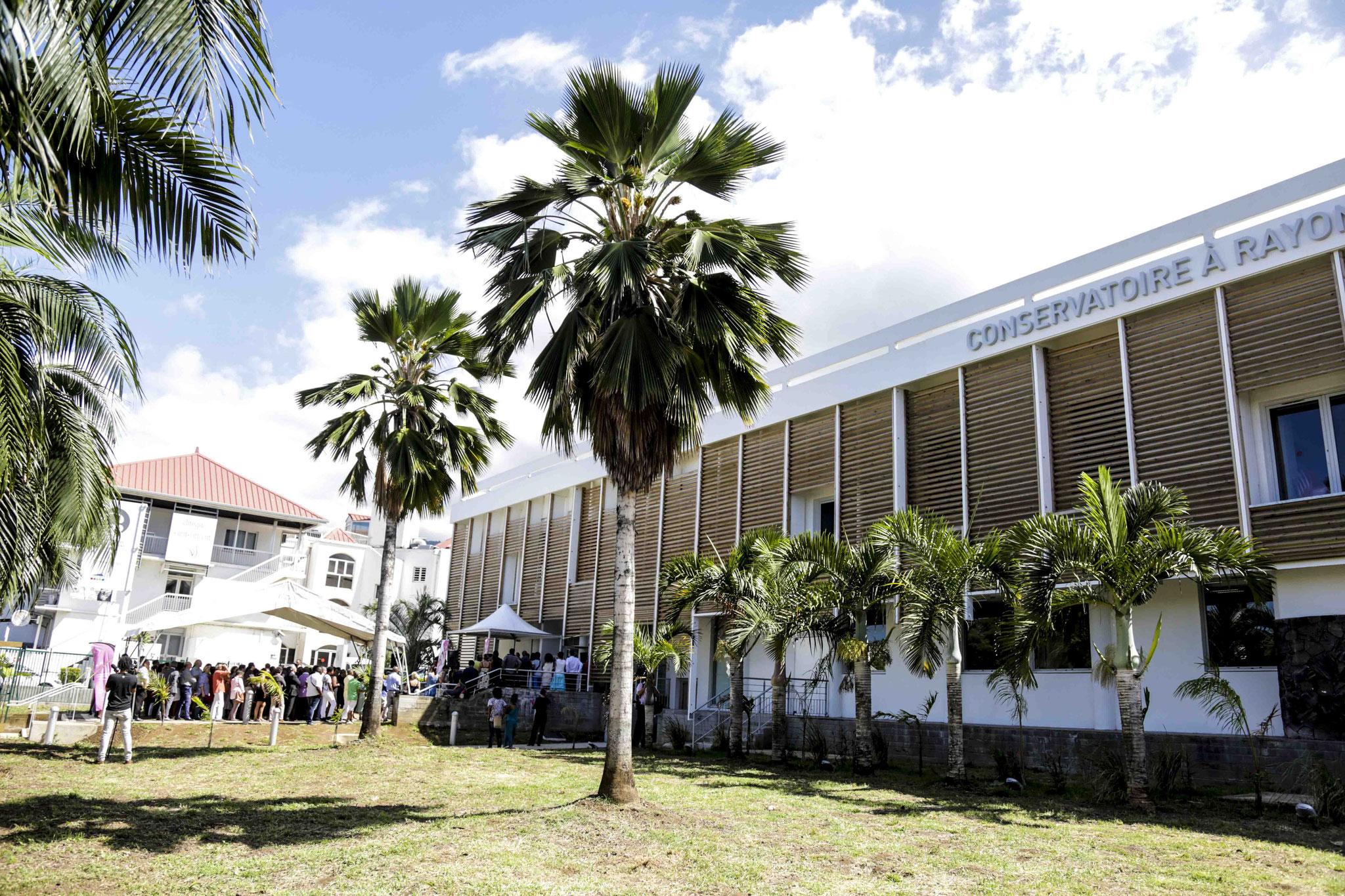 Stage sur HAMLET au Conservatoire de la Réunion - Saint Denis - Janvier 2018
