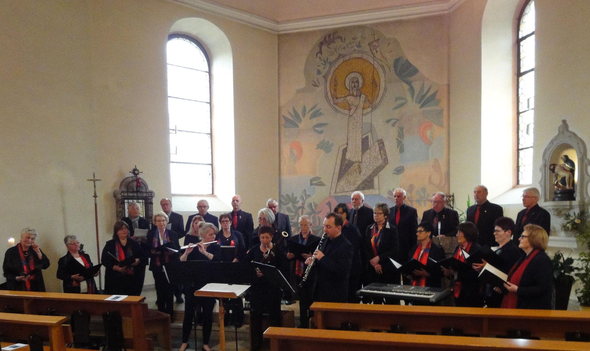 Geistliche Abendmusik