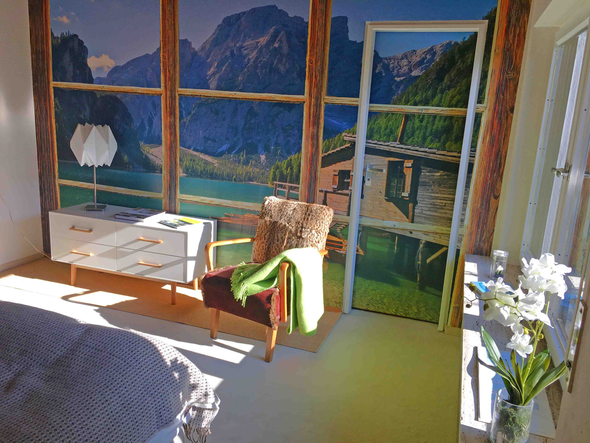Unsere Ferien Apartments - Chiemsee Apart - Ferienwohnungen mit Stil