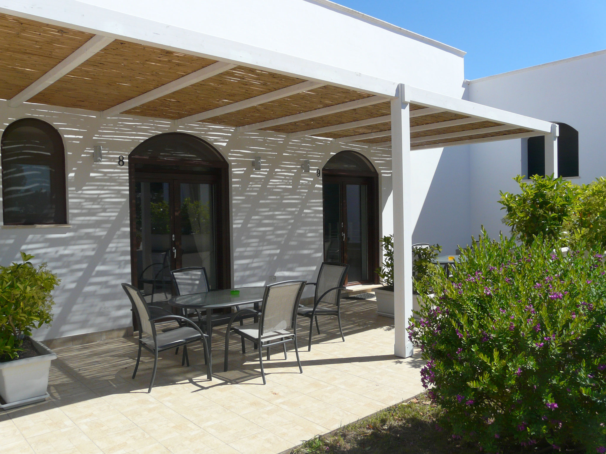 Lecce 8 - Terrassen