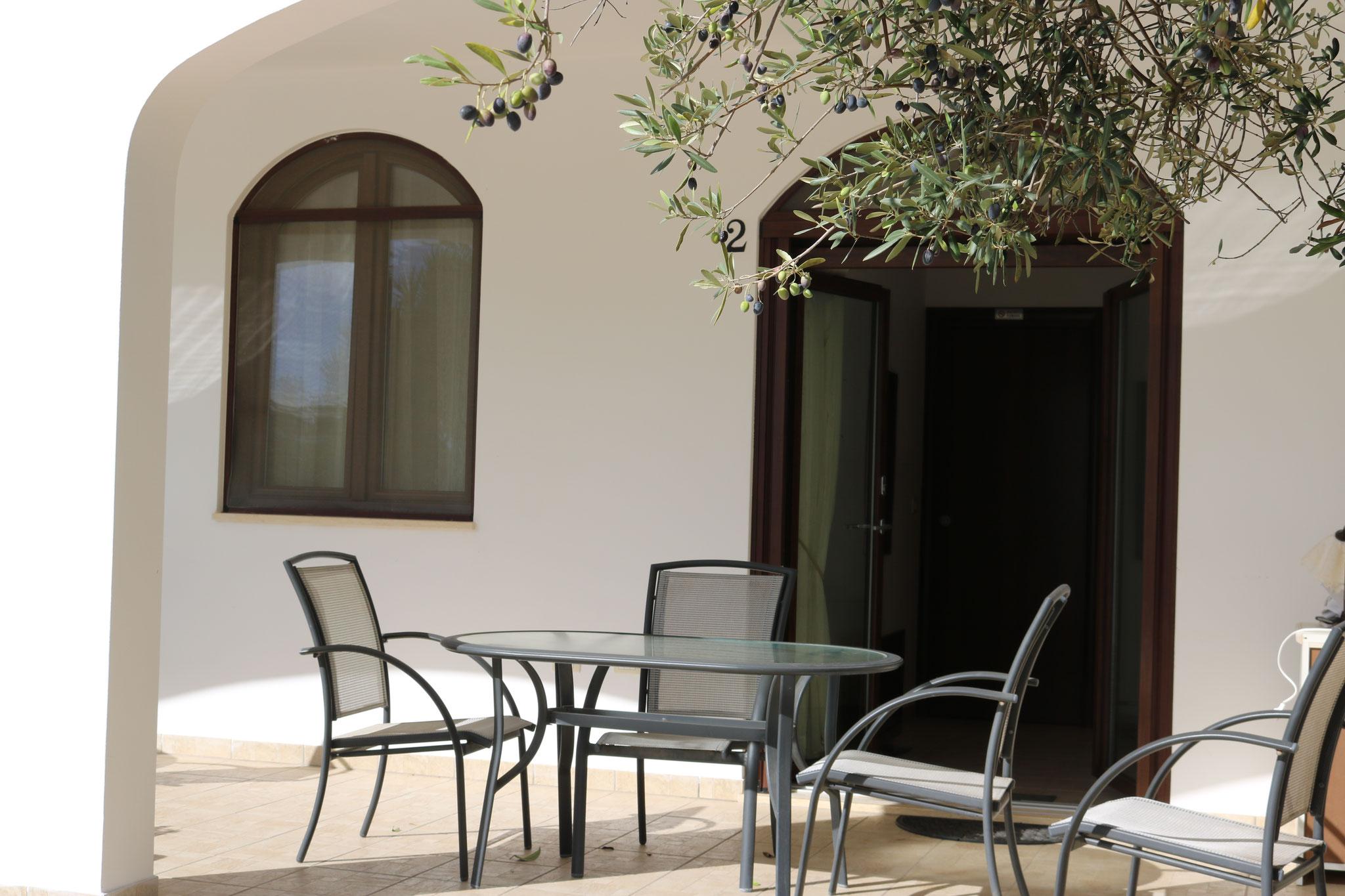 Terrasse - Matera 2