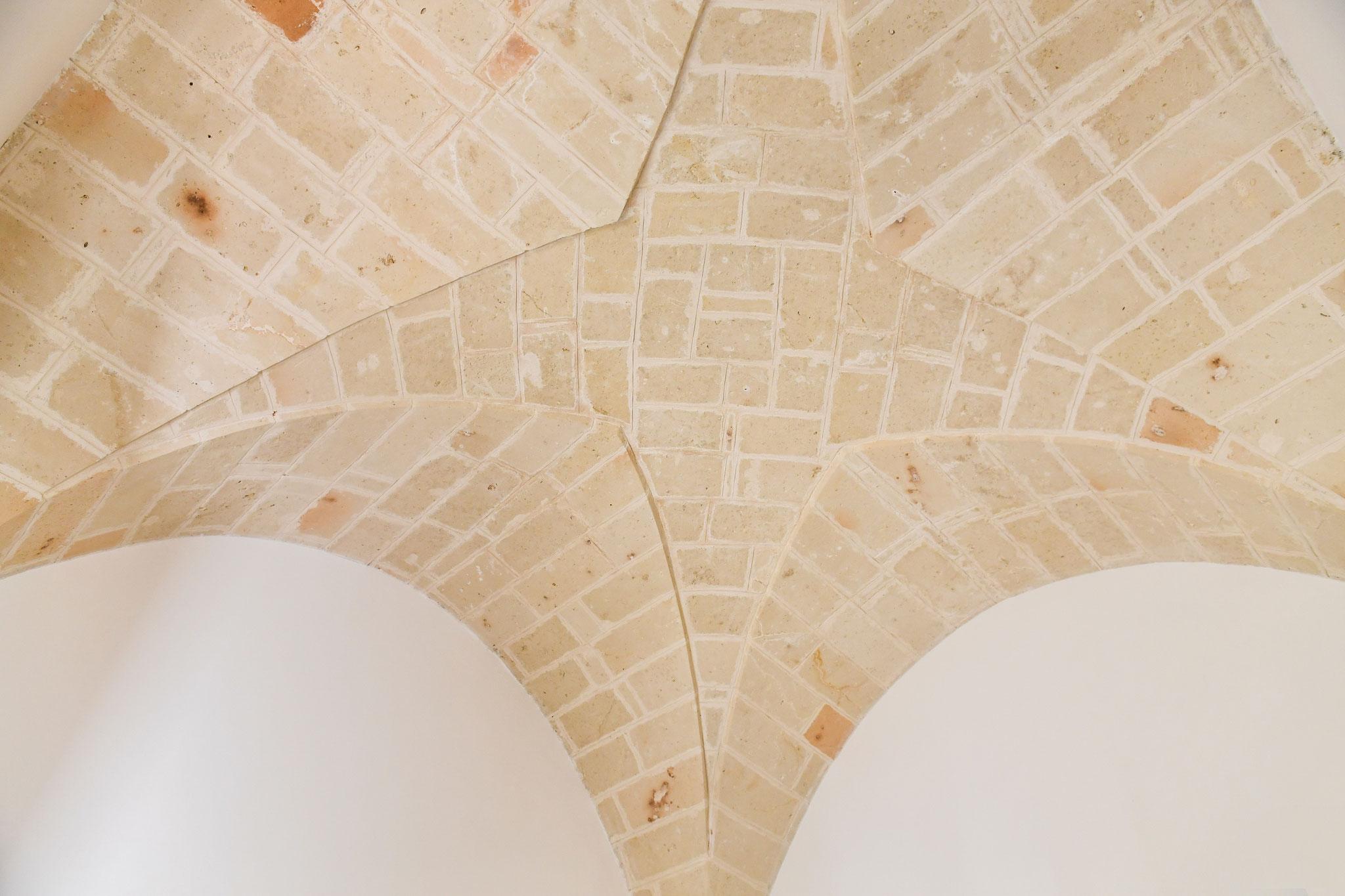 Ostuni  4- plafond vouté