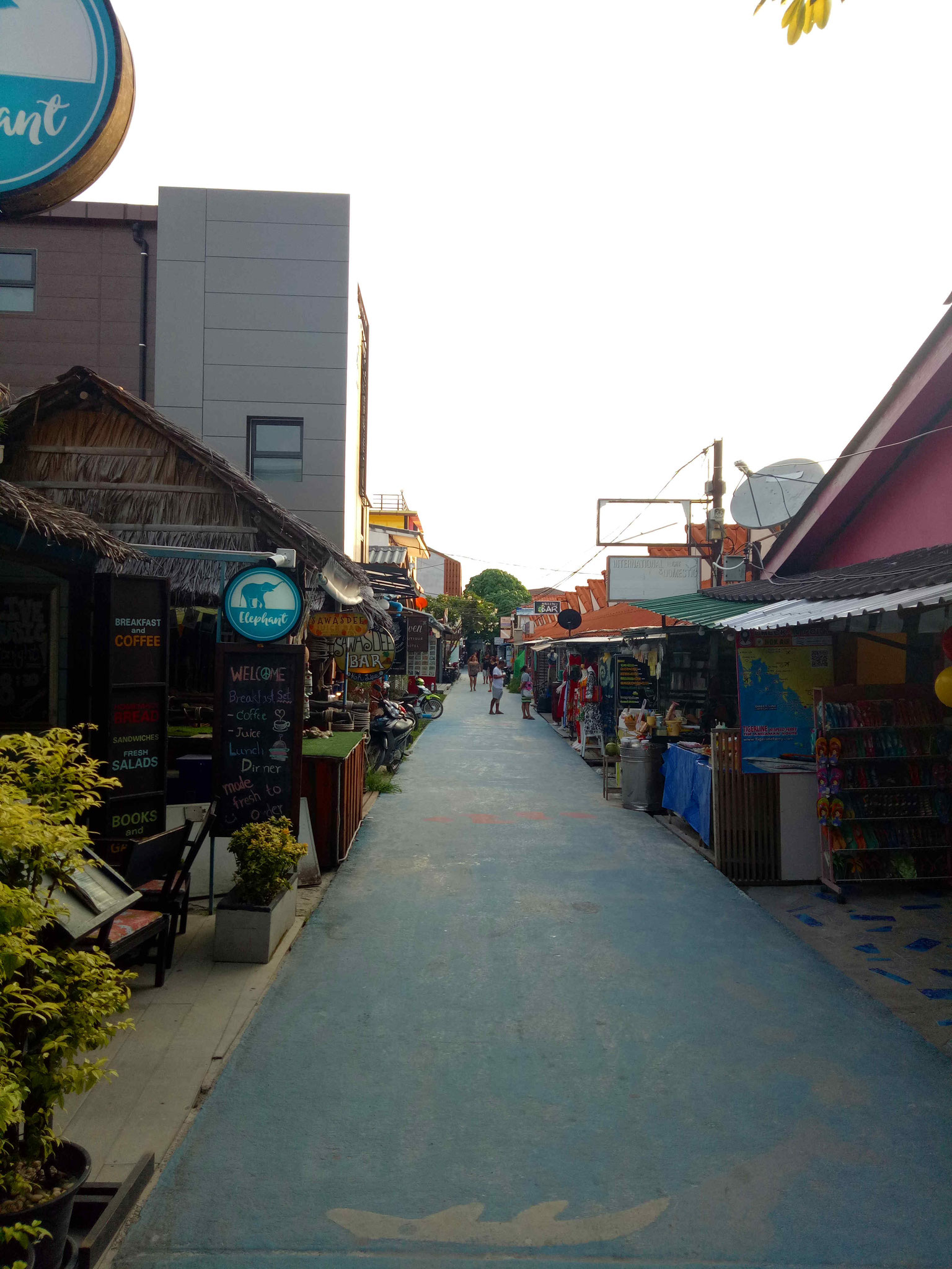 Walking Street Koh Lipe