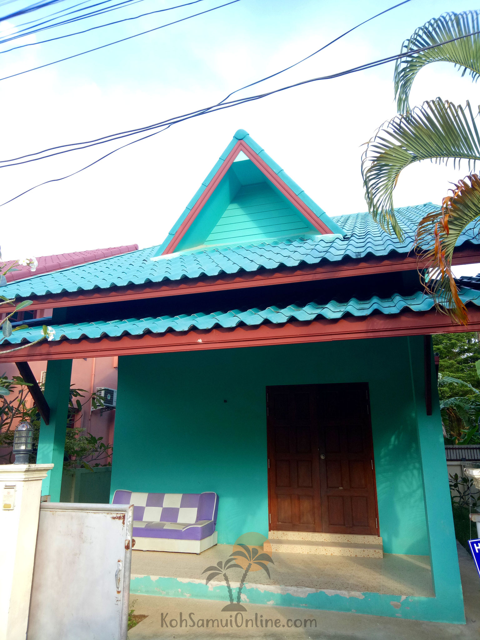 apartments and house to rent in koh samui