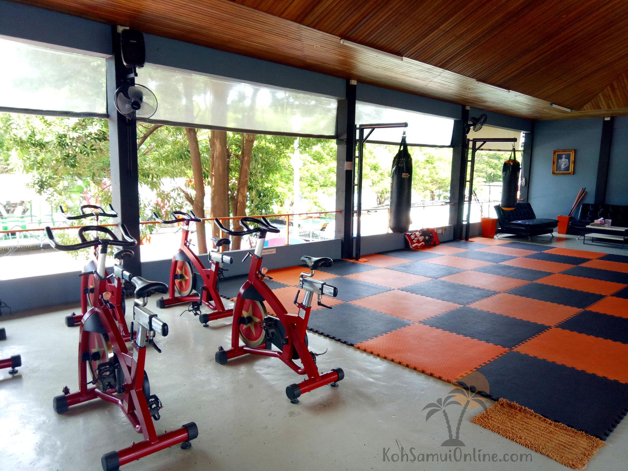 fitness koh samui chaweng