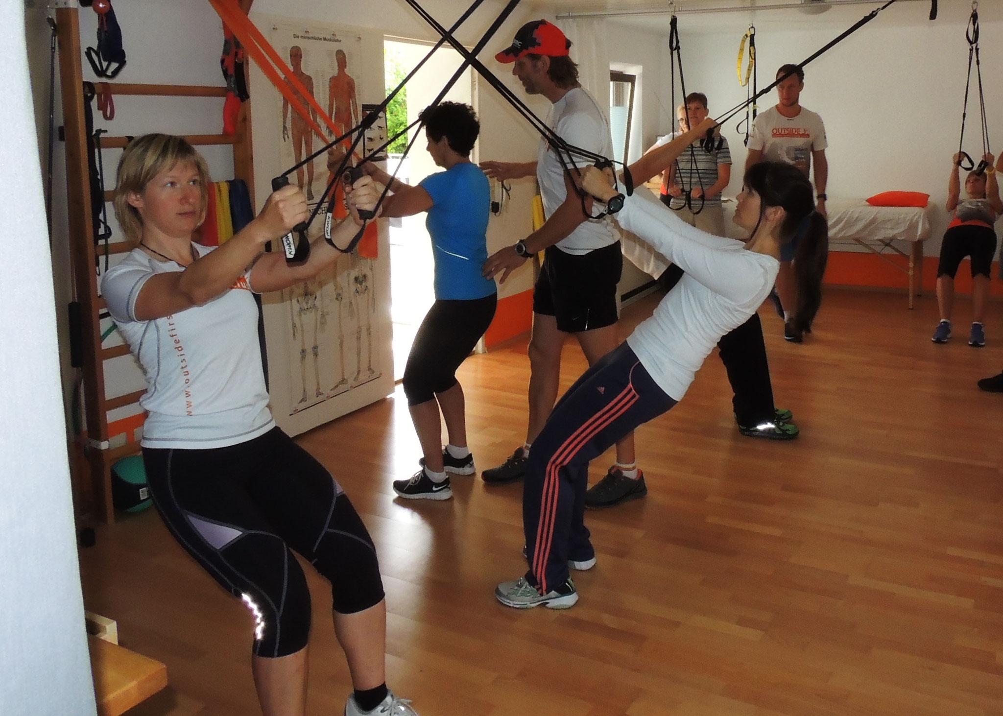 Mobi-/Stabi-Training