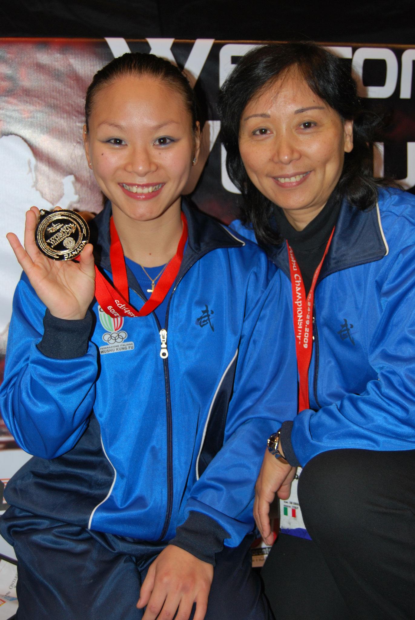Campionato Mondiale di Wushu - Toronto, Canada 2009