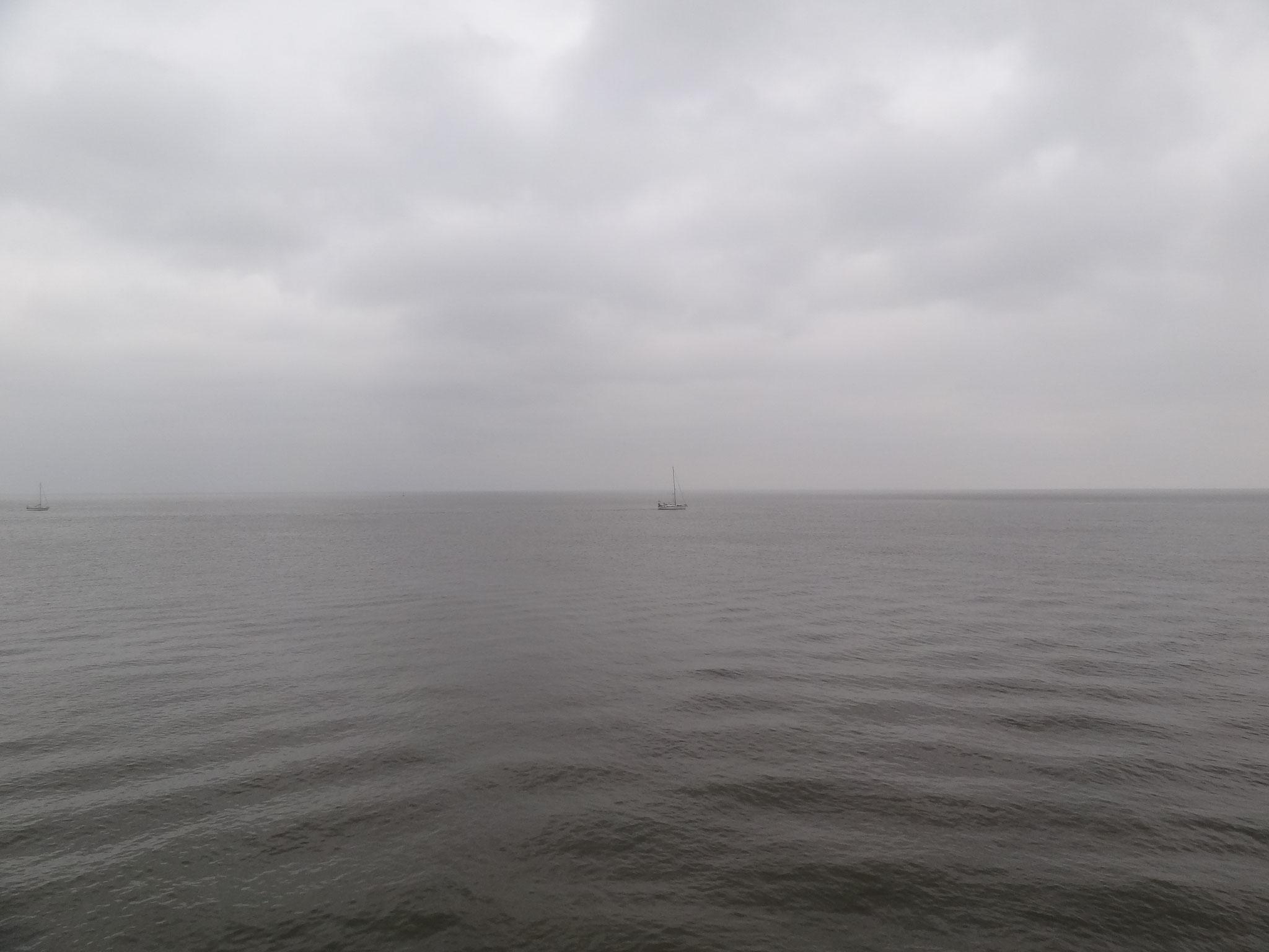 Die Elbmündung hat eine große Bedeutung für die Seeschifffahrt, da der Trichter die Zufahrt zum Hamburger Hafen bildet und in der Mündung auf nördlicher Seite (bei Brunsbüttel) die Einfahrt zum Nord-Ostsee-Kanal liegt. Der untere Teil der Elbmündung gehör