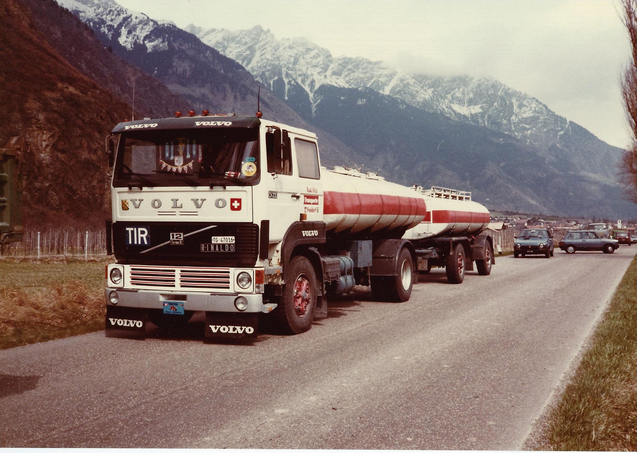 Unterwegs im Vintschgau