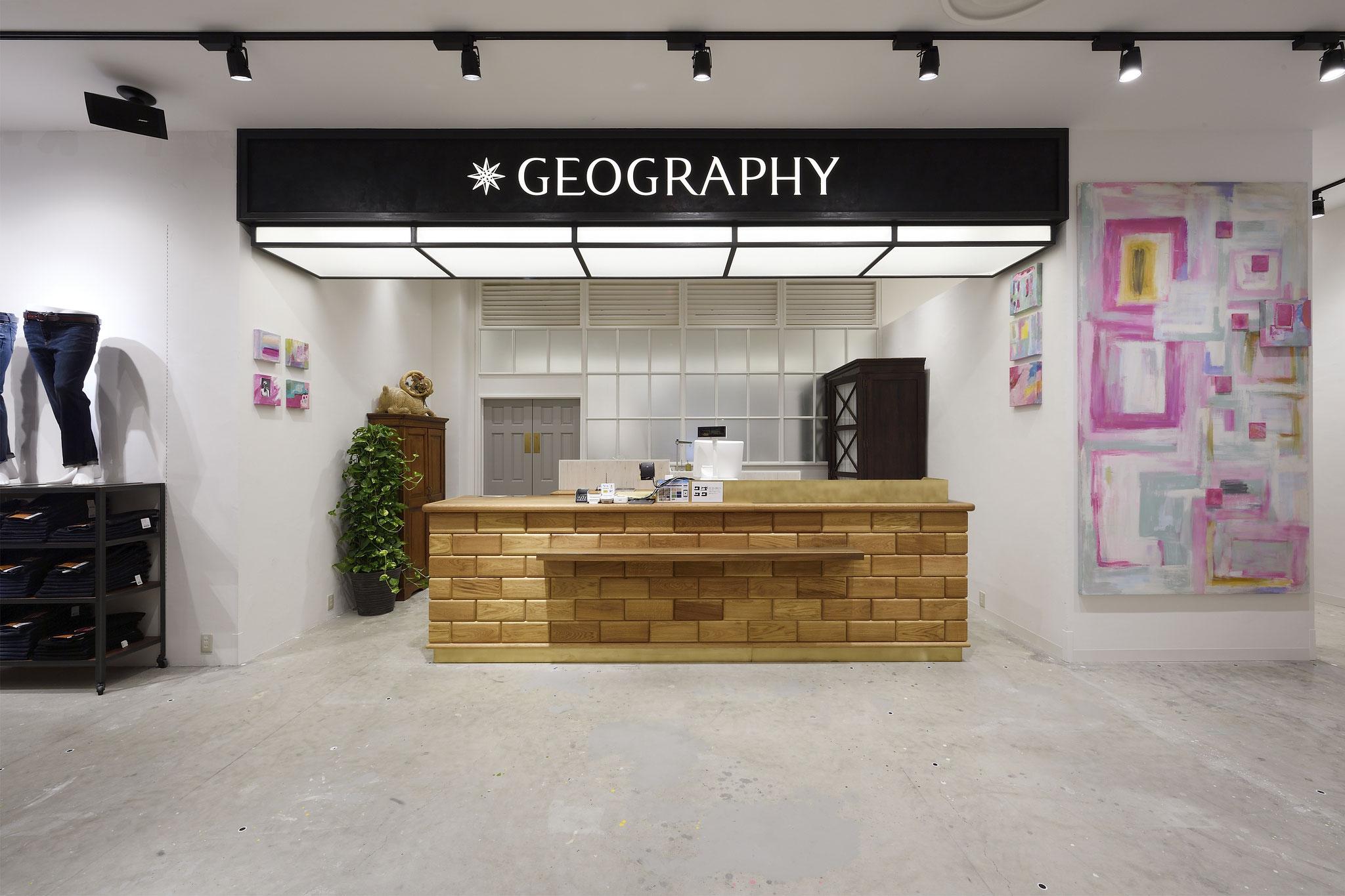GE0GRAPHY  AICHI-T0G0