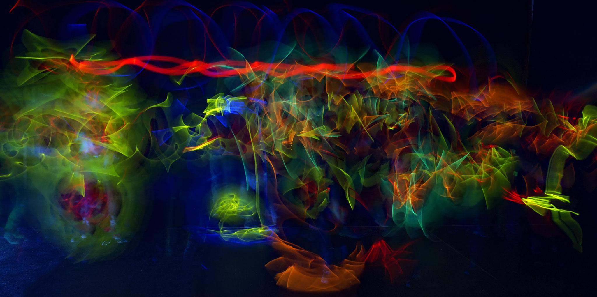 Activité light painting