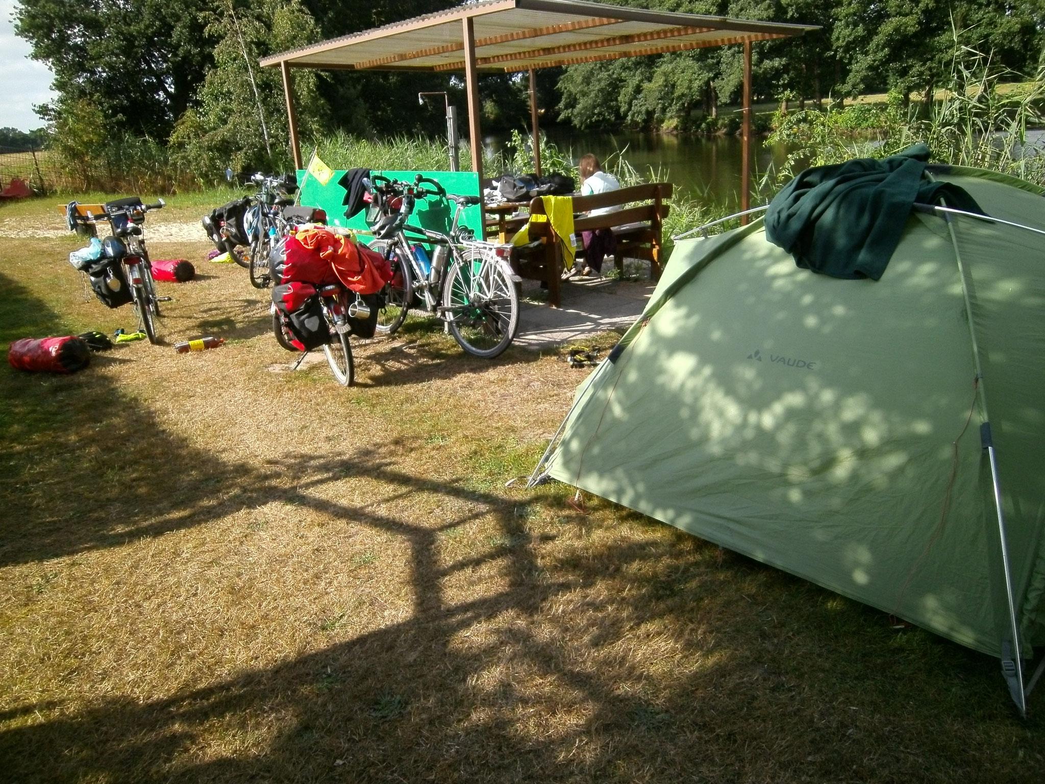 Camping am See, Eiltzendorf