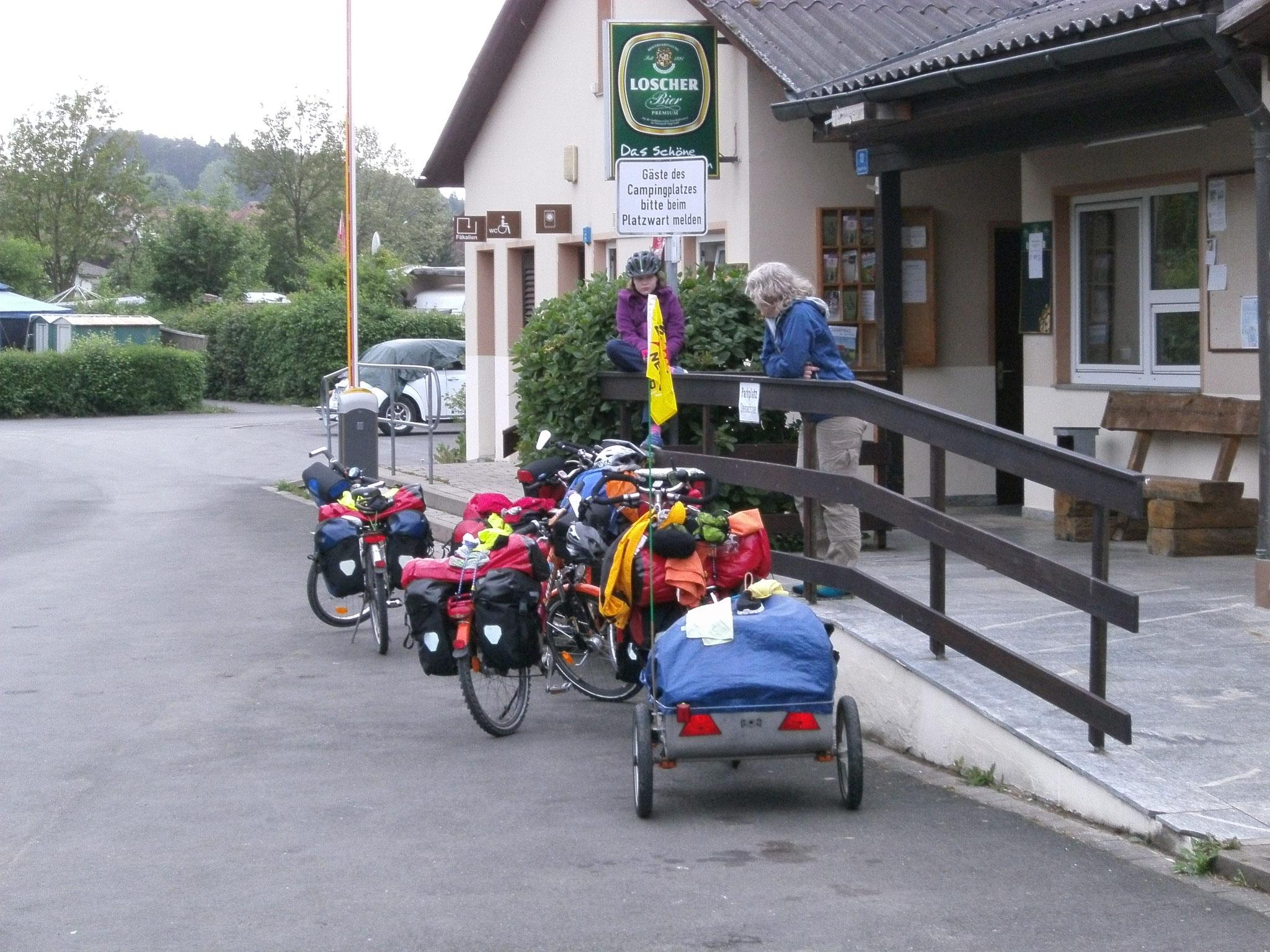 Camping Münchsteinach