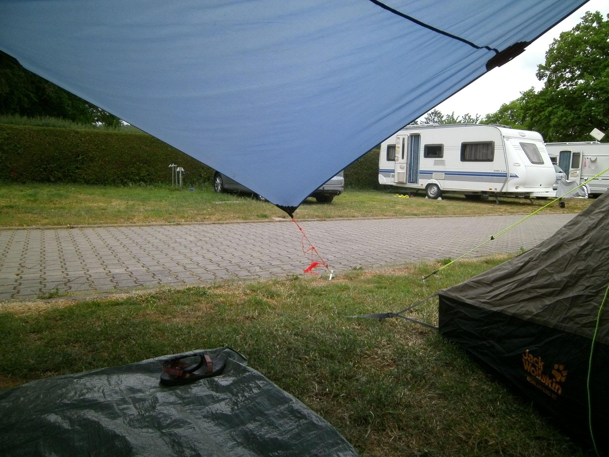"""Campingplatz """"Zur Mühle"""", Leichendorf"""