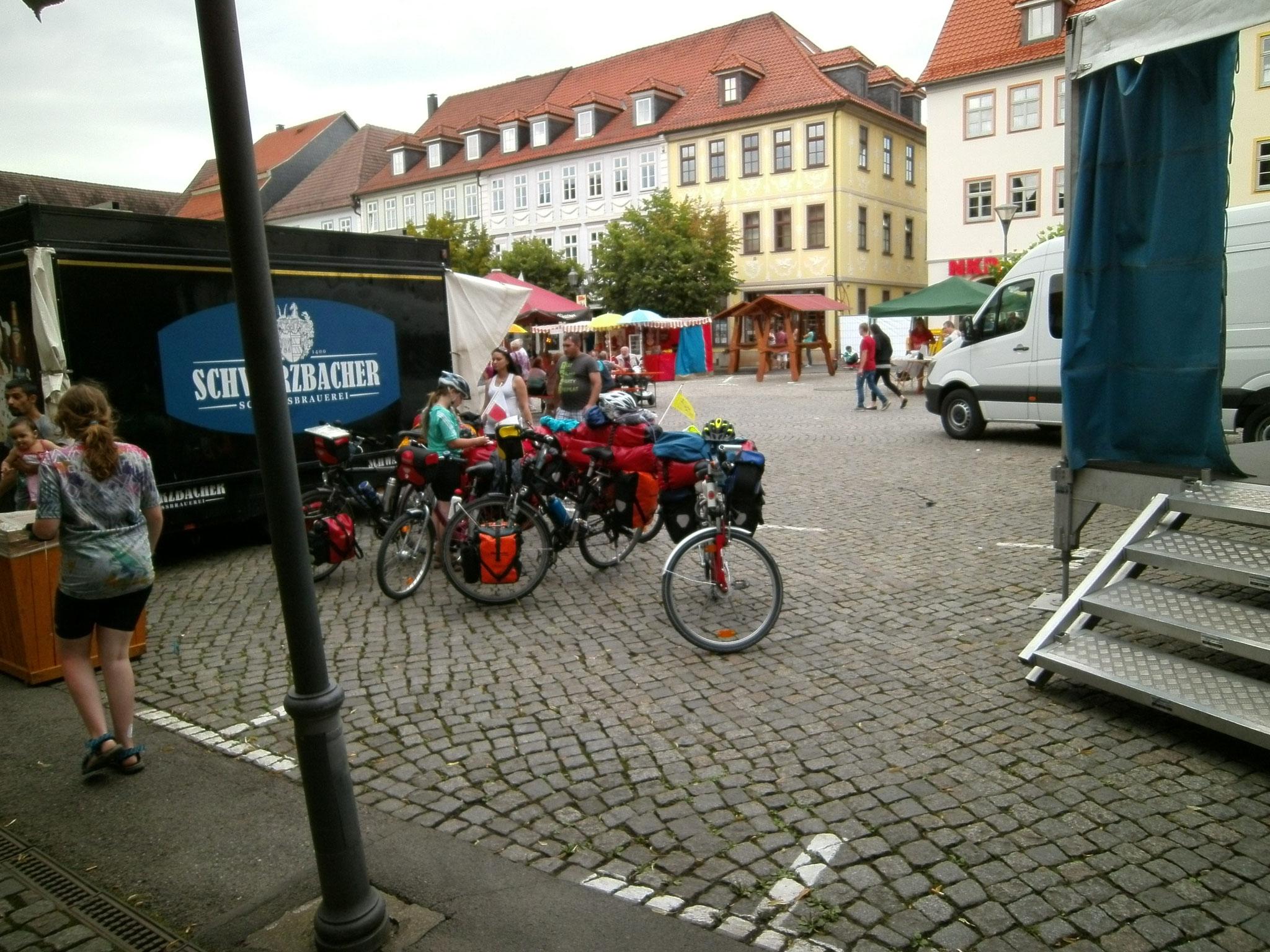 Hildburghausen, Stadtfest