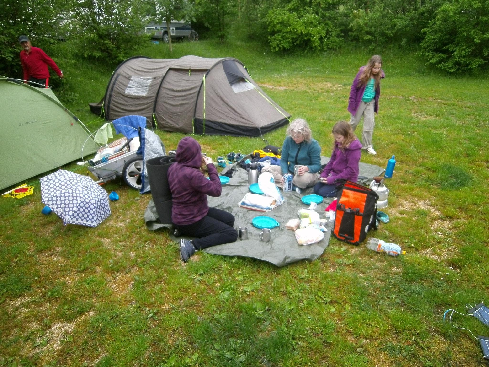 "Campingplatz ""Seecamping Obernzenn"""