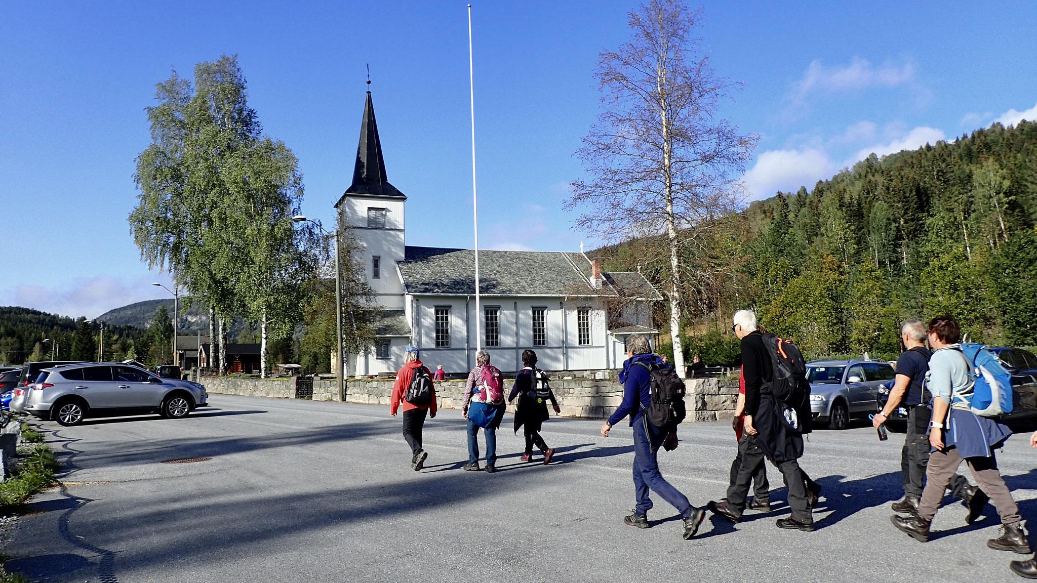 Austbygde Kirche