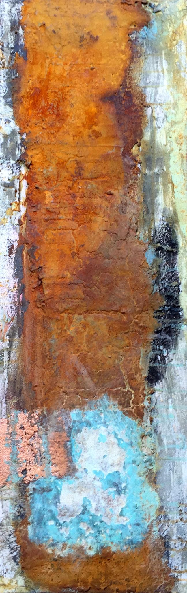 Spuren, 30cm x 90cm
