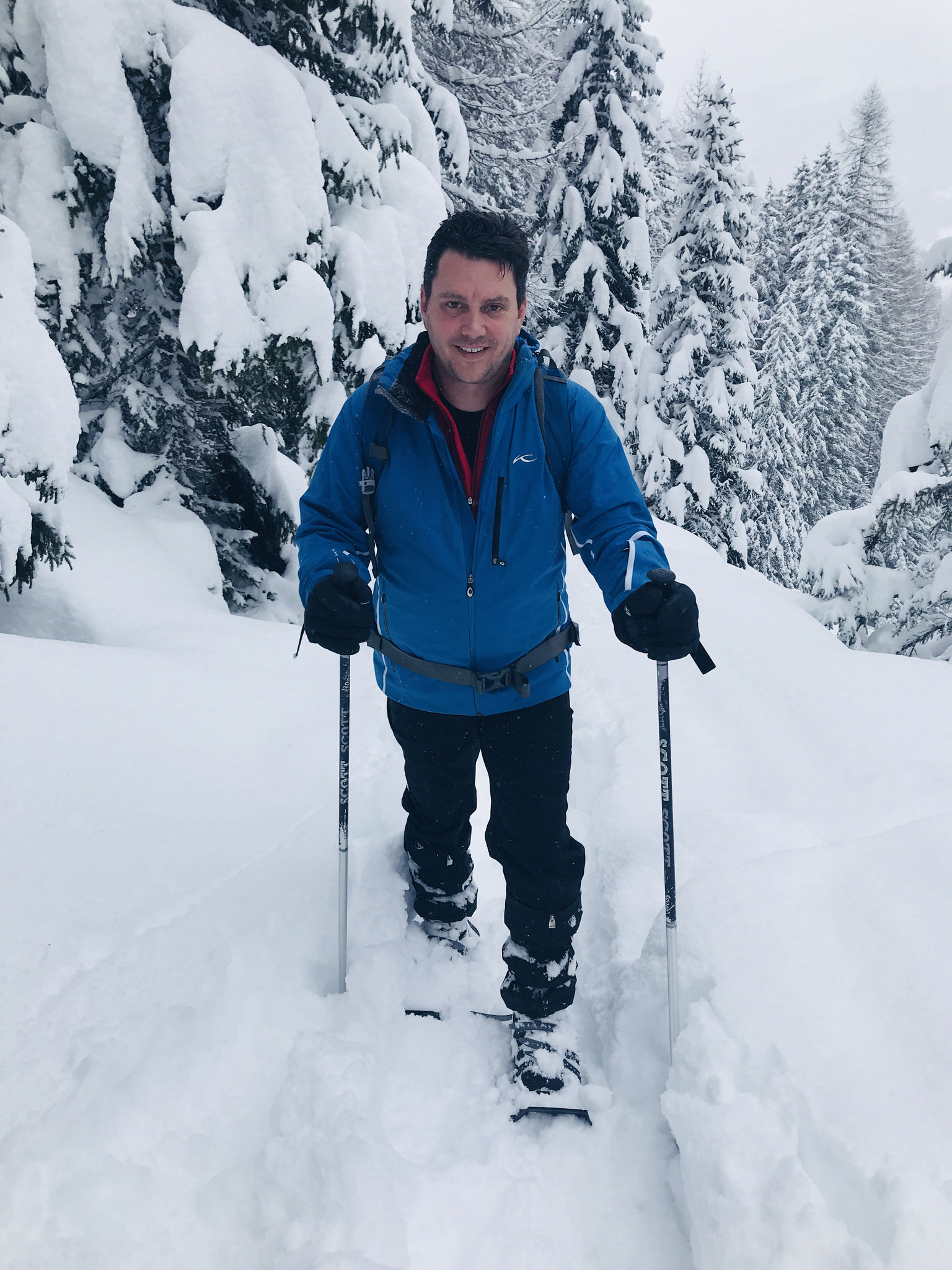 Bärentaler Alp, Dezember 2017