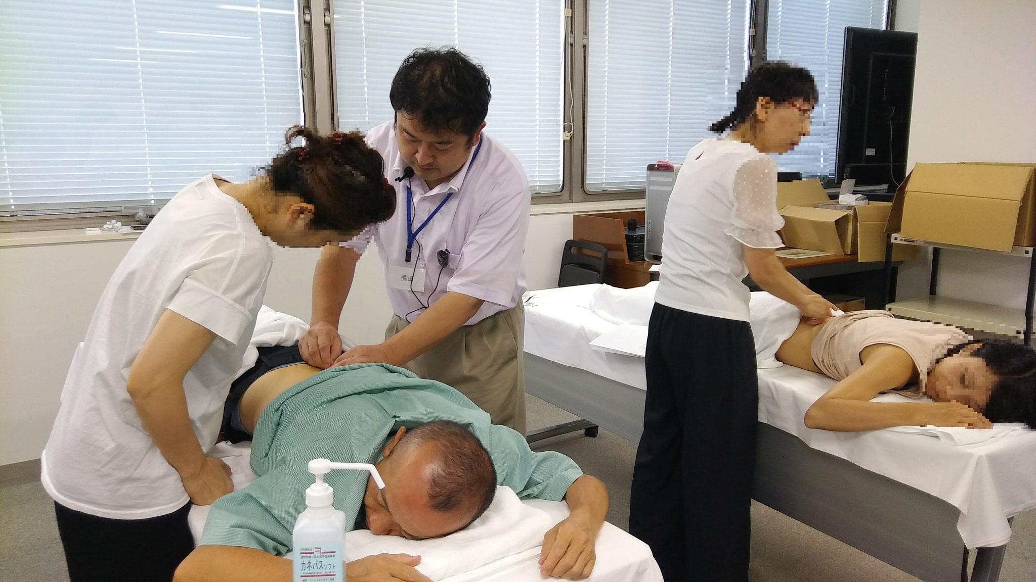 中医鍼灸・実技