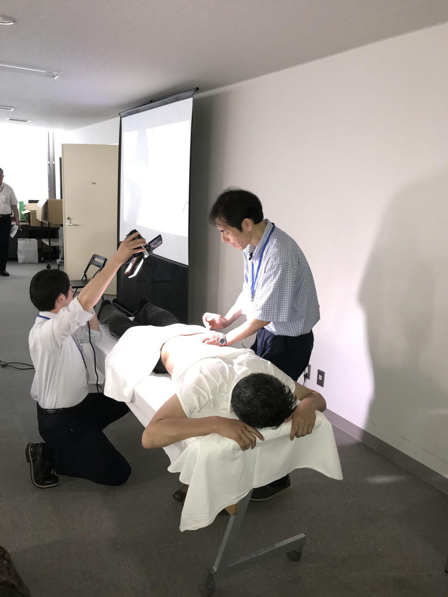 現代鍼灸・実技