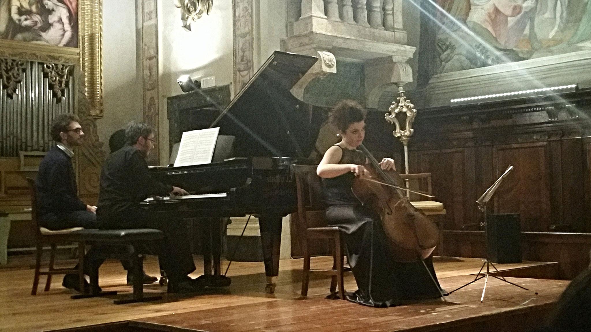 Miriam Prandi - Alexander Gadjiev