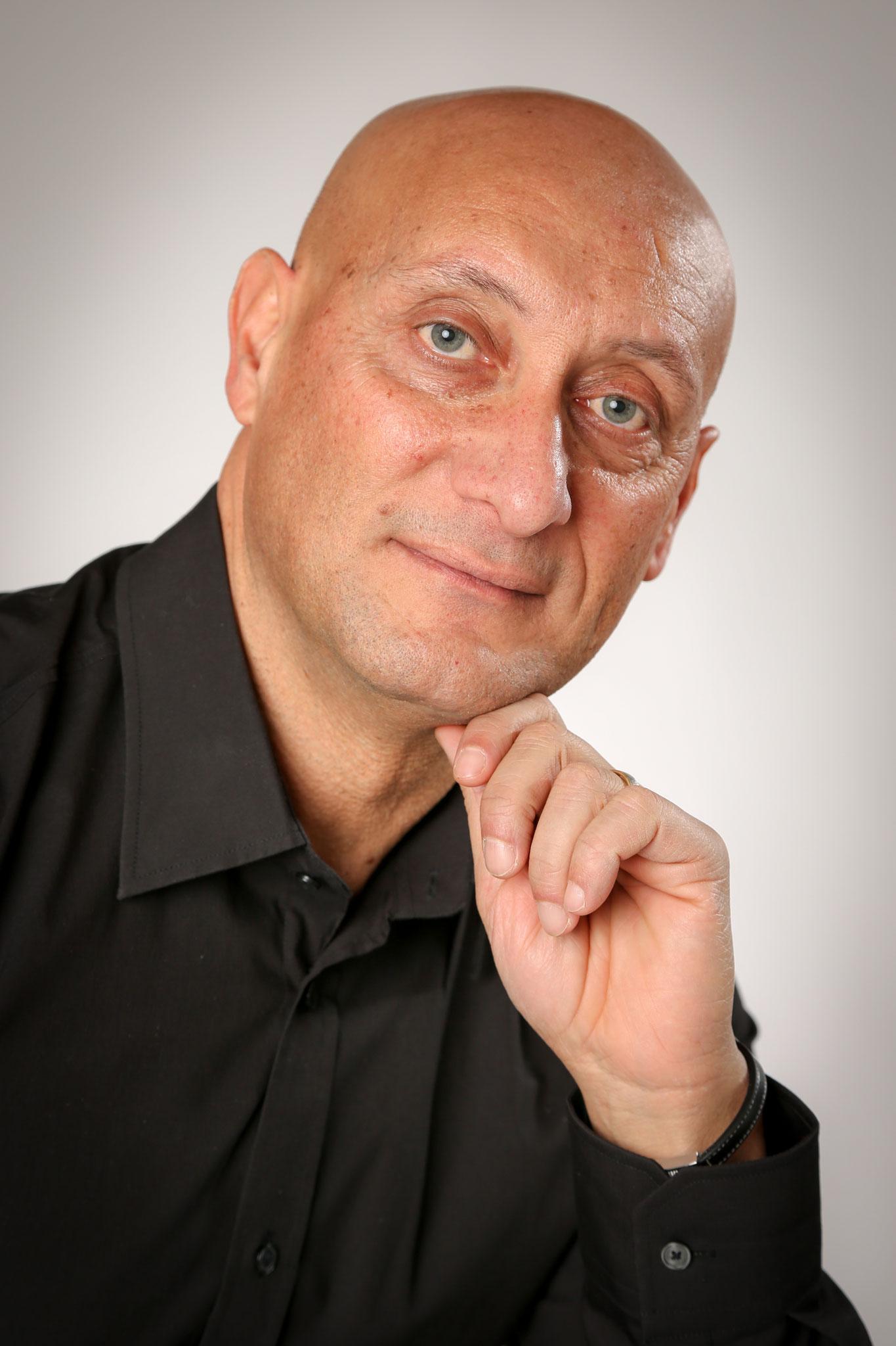 Ihr Coach: Gaetano Butera - Experte für Ernährung und Gewichtsreduktion
