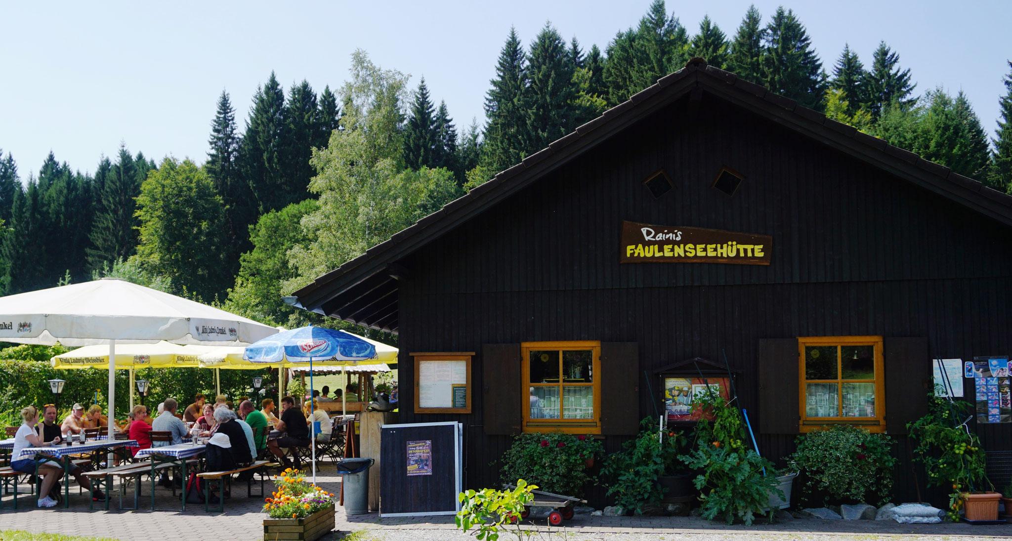 Faulenseehütte