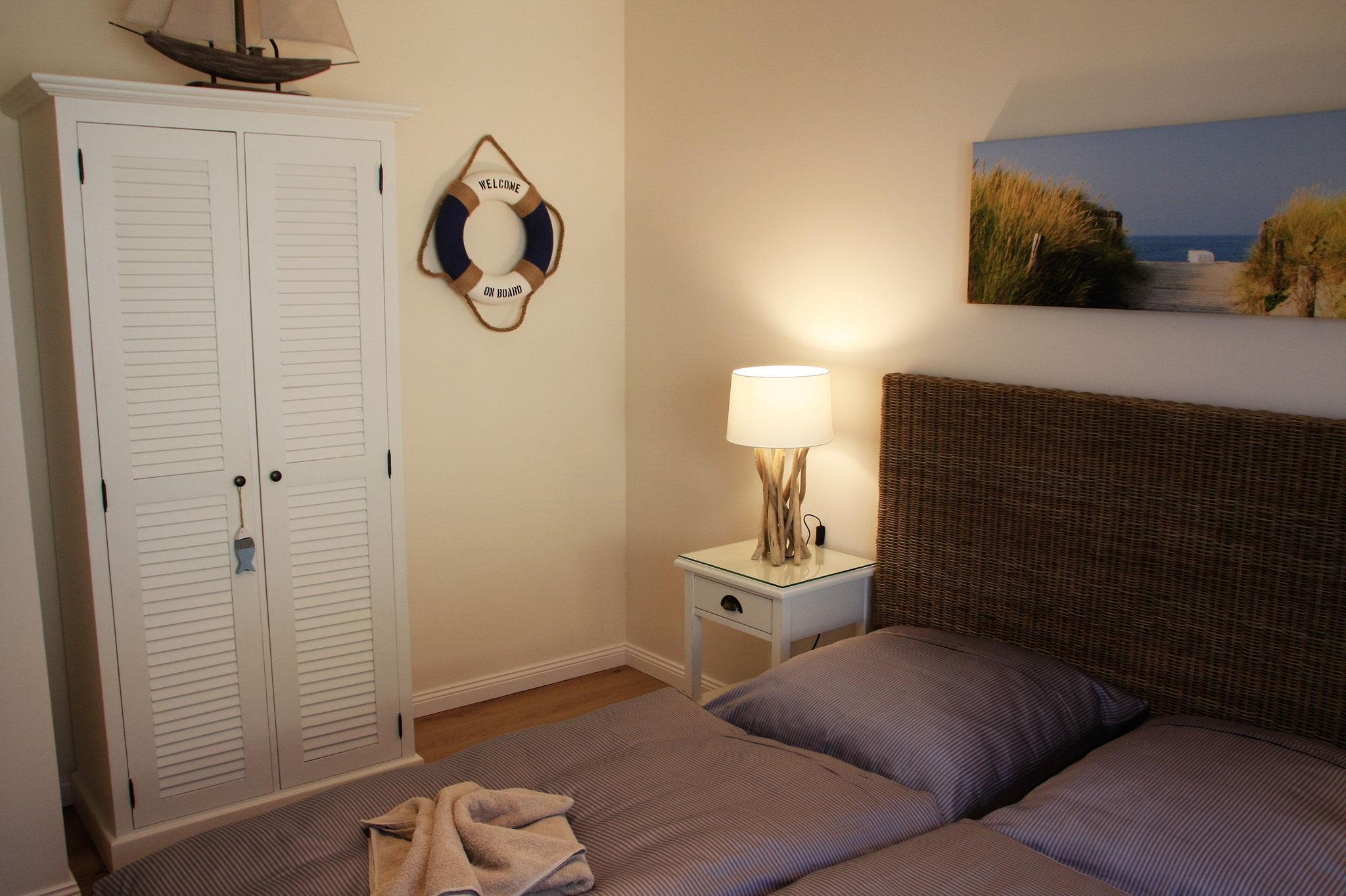 Kleies Schlafzimmer