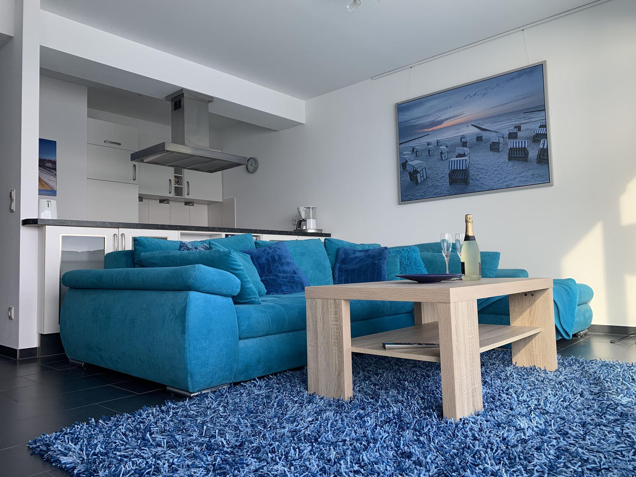 Ein Sofa zum Entspannen