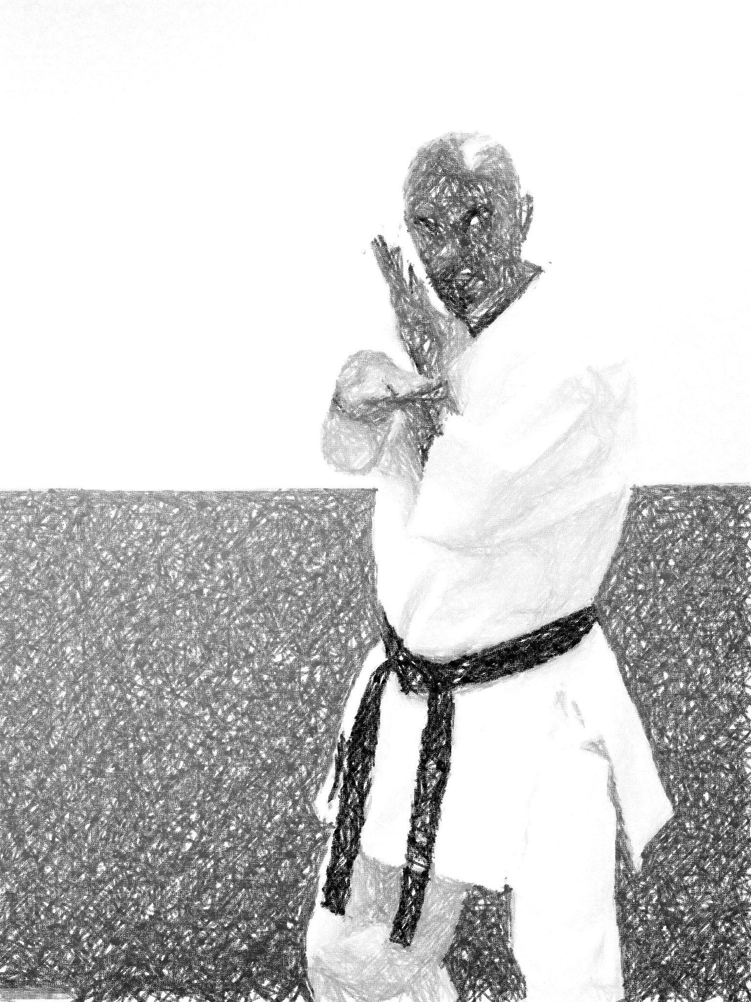 Shuto Uke Vorbereitung
