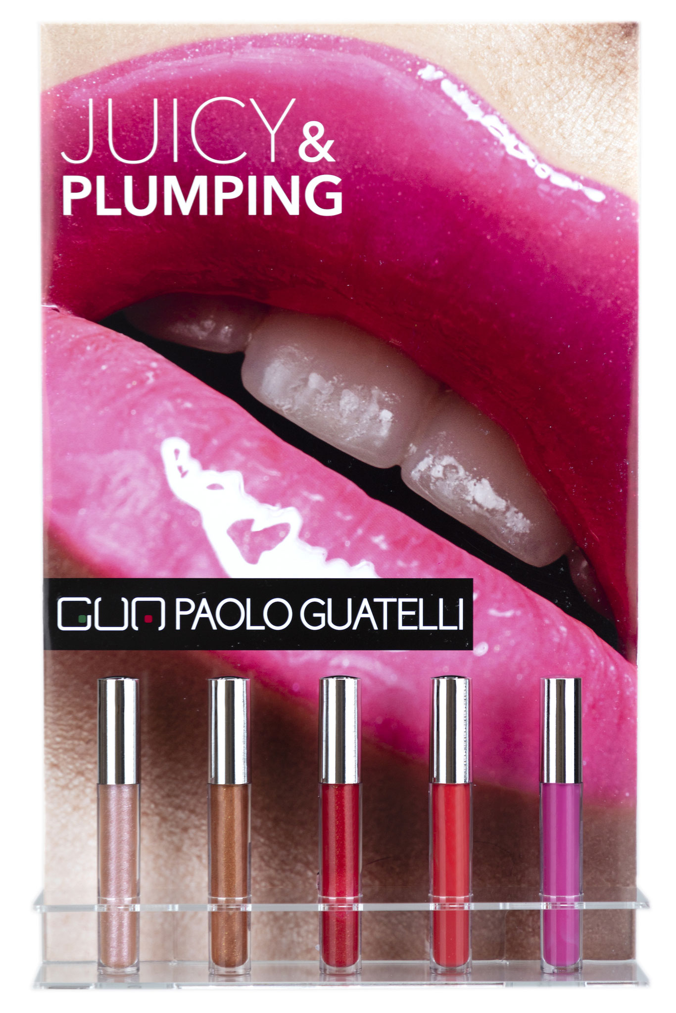Plumping Lip-Gloss