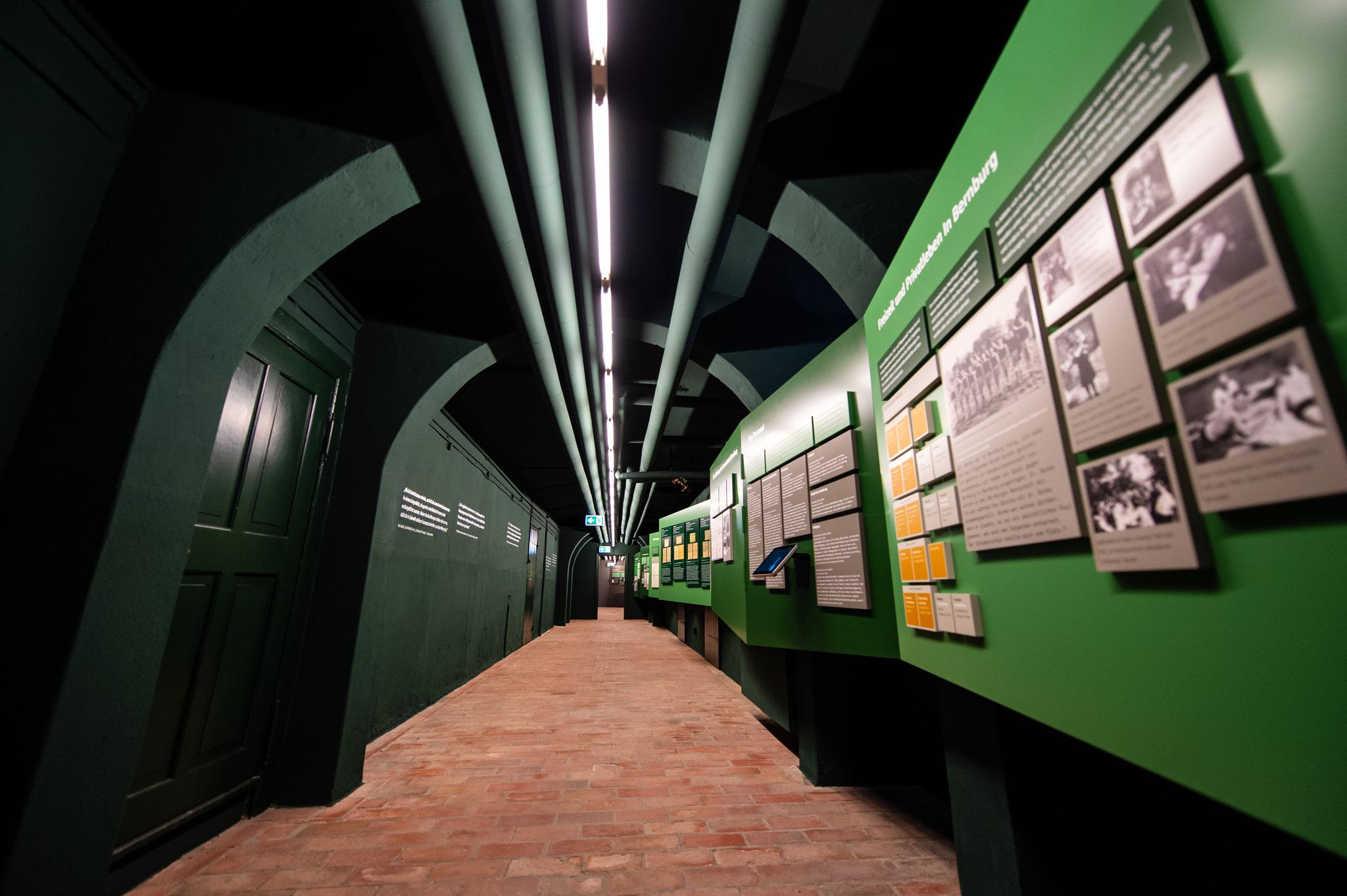 Kellergeschoss  © BERGZWO / André Stoeriko