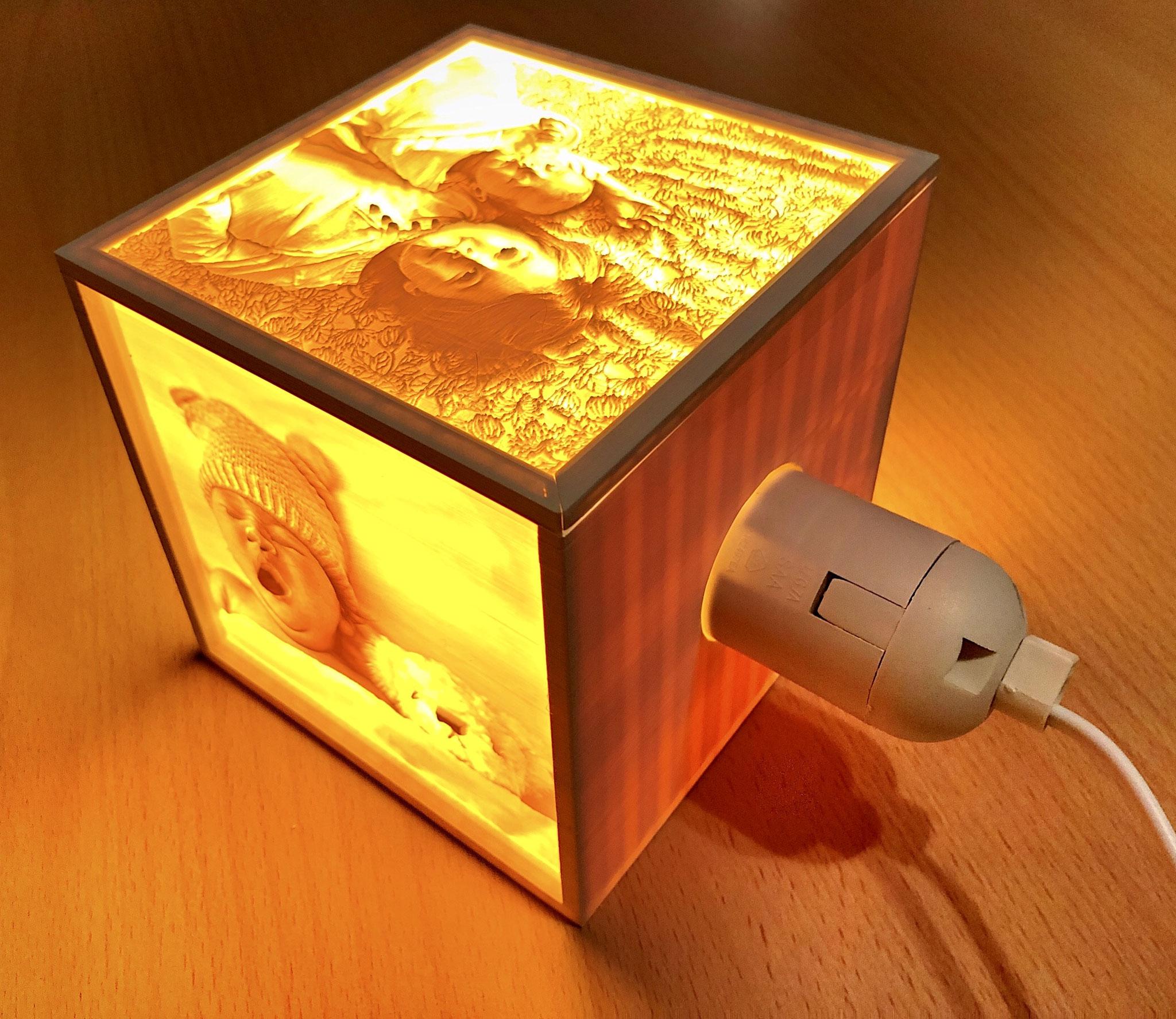 Box Lampenanschluss