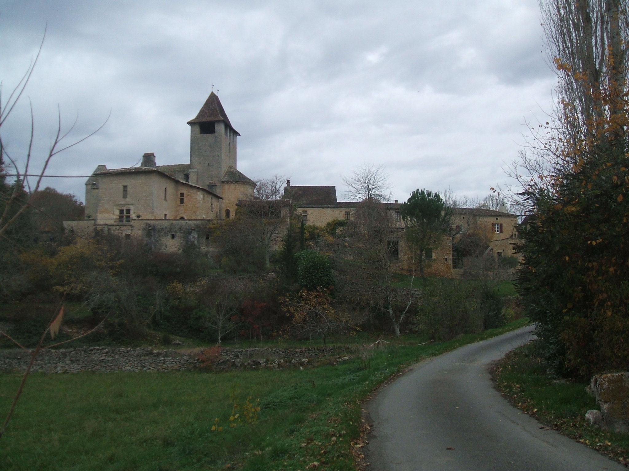 Hameau de St-Avit