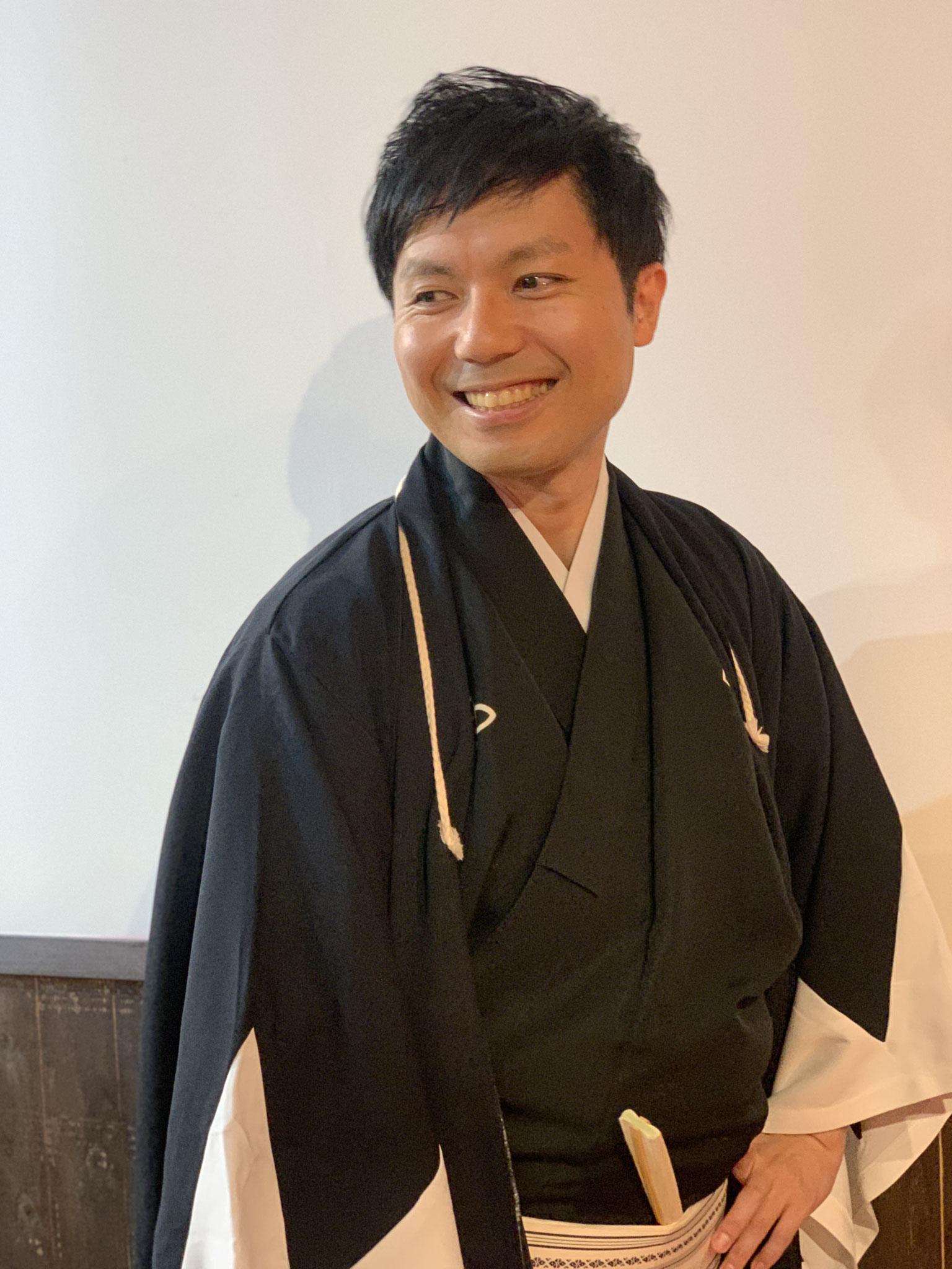 十二番隊長・桂三幸