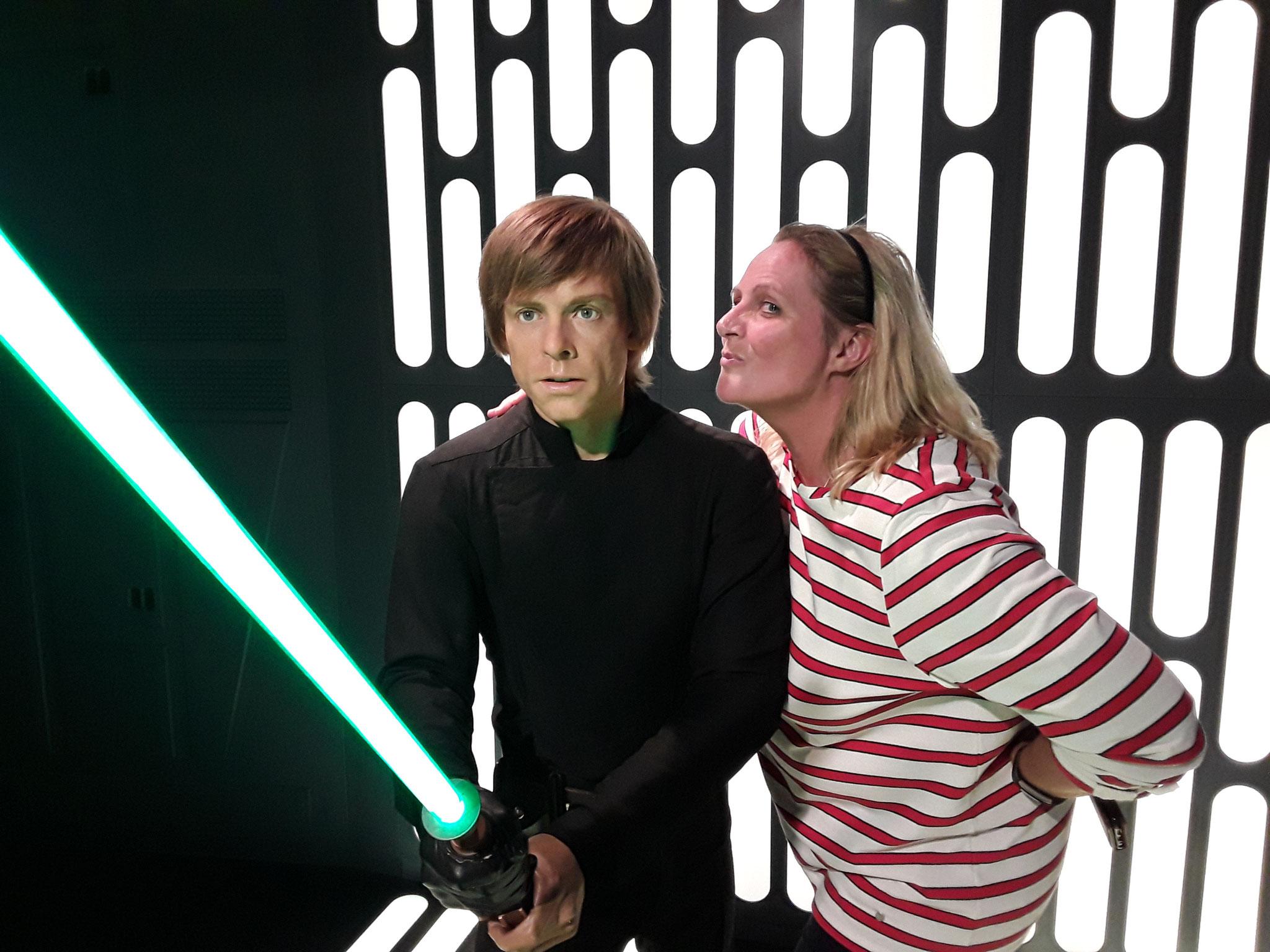 Vorsicht, Luke! Darth Vader kommt!