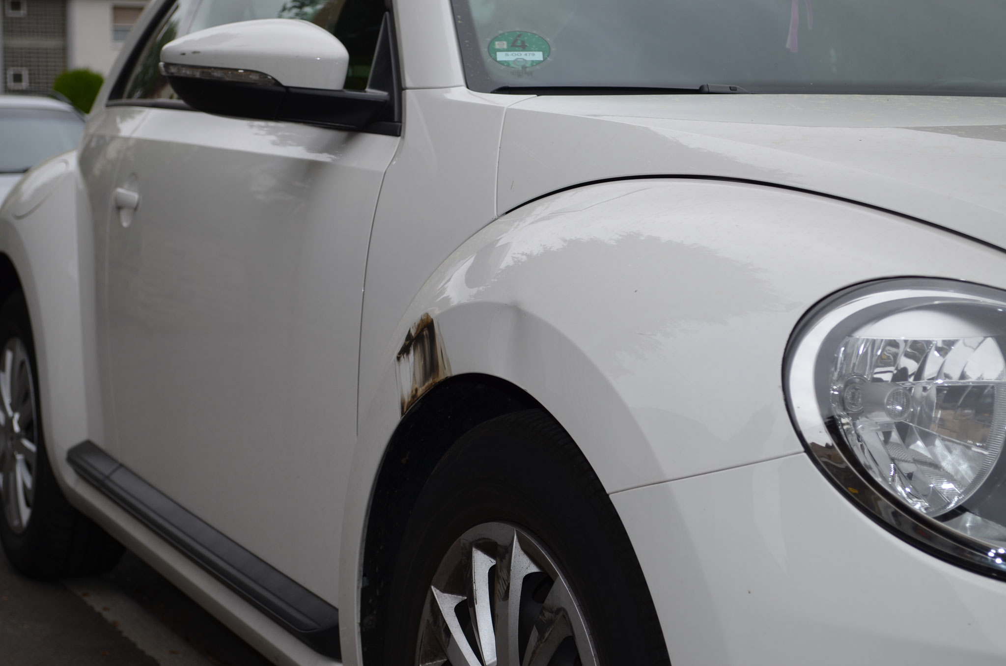 Kotflügel vorne rechts VW Käfer