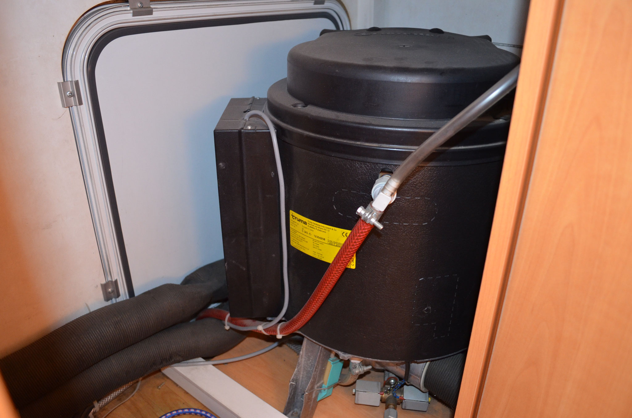 Heizung, Warmwasseraufbereitung