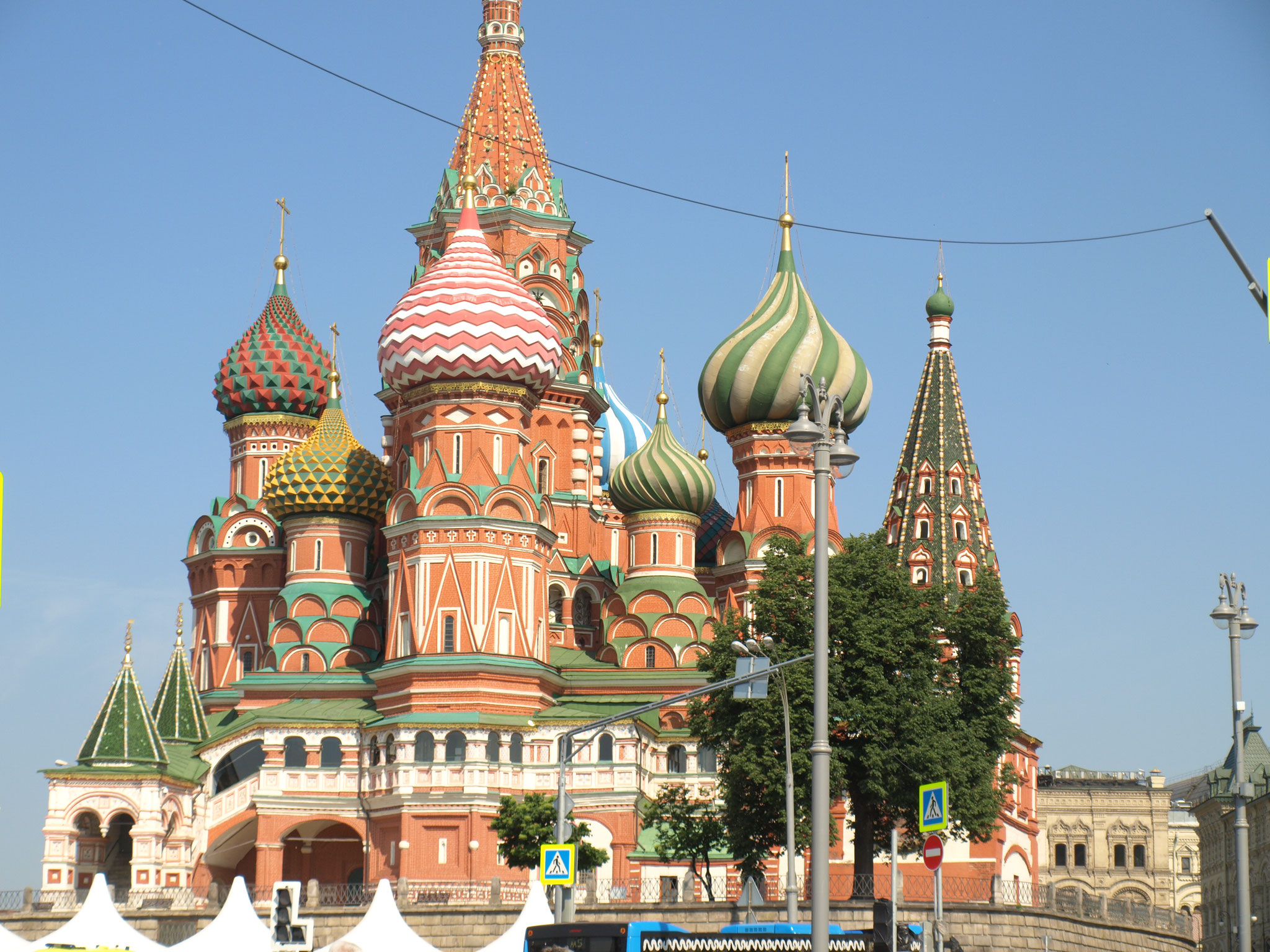 st Basile Moscou