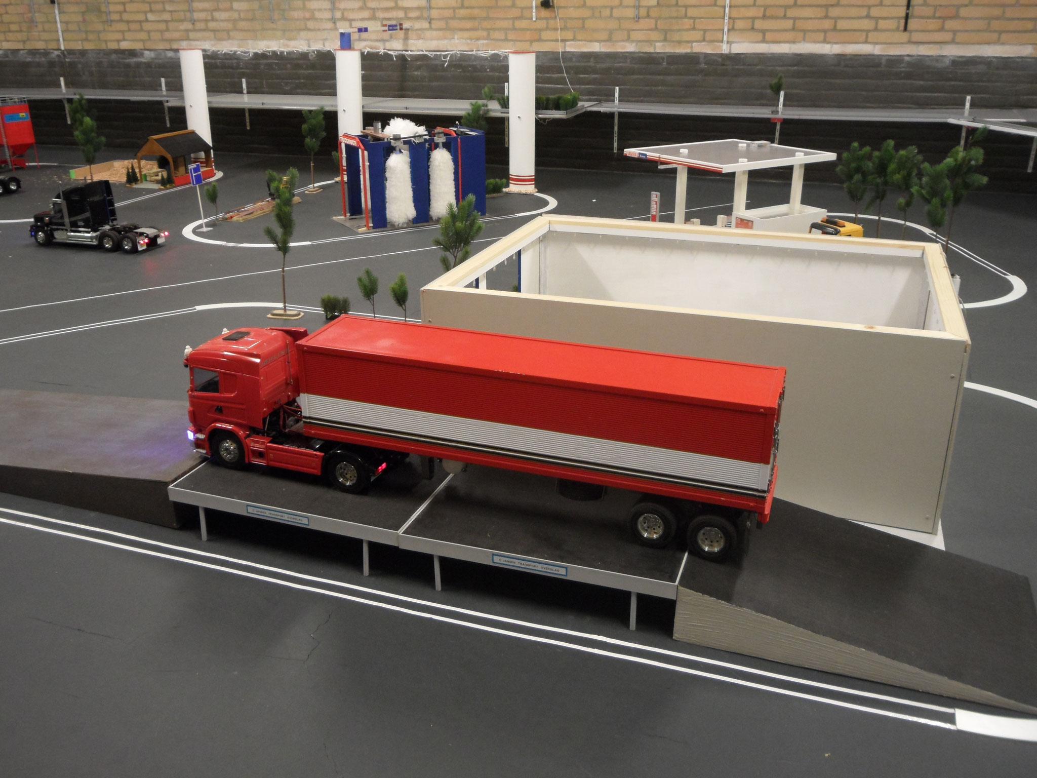 Scania R470 Highline