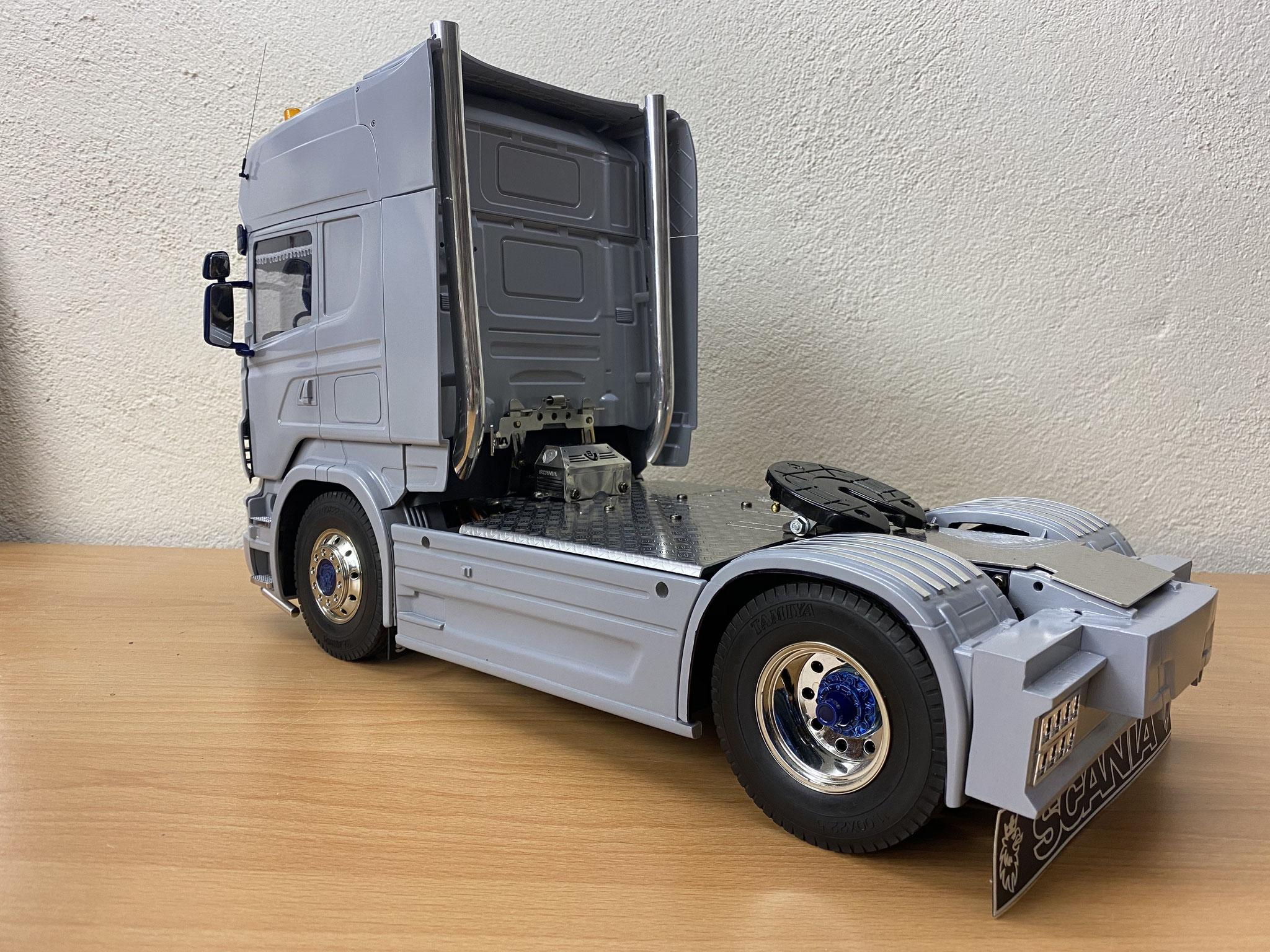 Scania Streamline R730 (verkerk front)