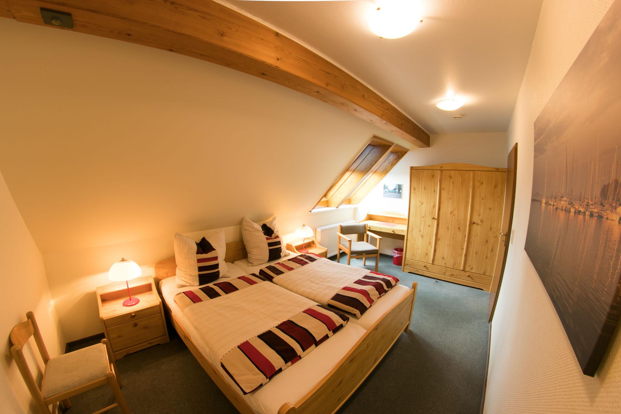 Schlafzimmer FeWo Nr. 4