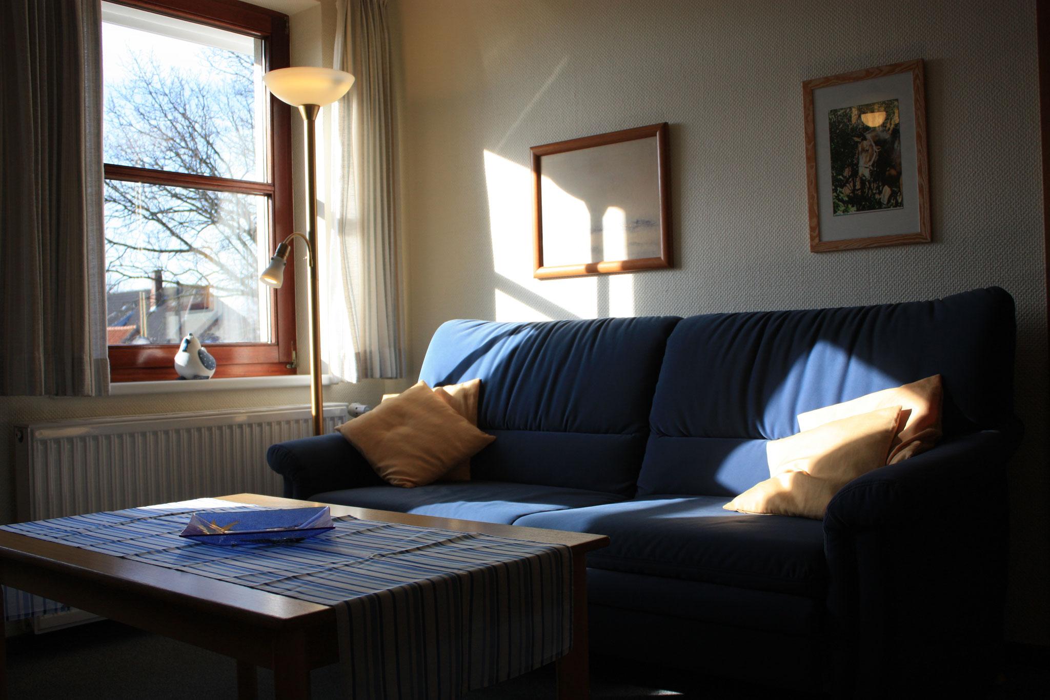 Wohnzimmer FeWo Nr.4