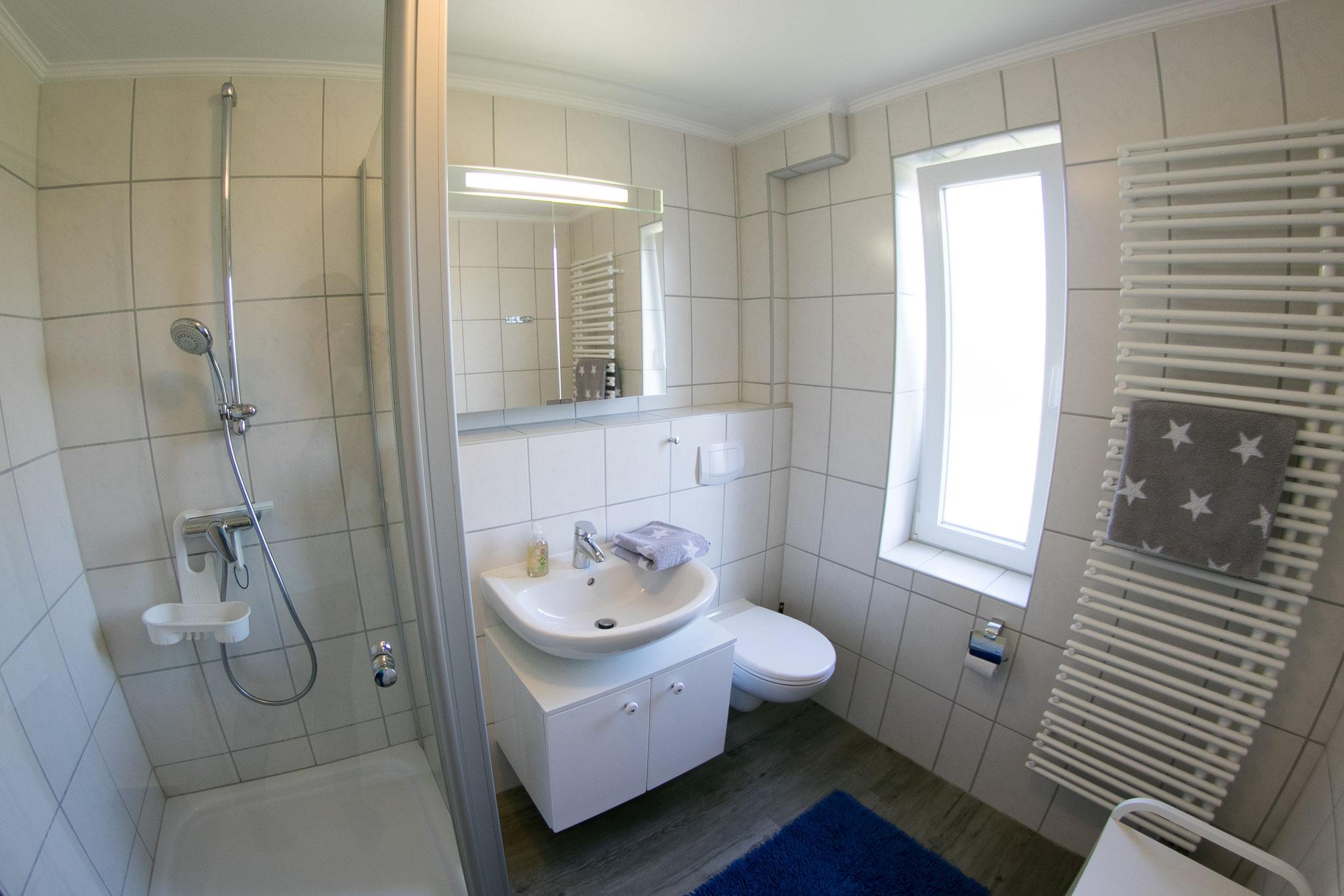 Badezimmer Wohnung Nr. 6