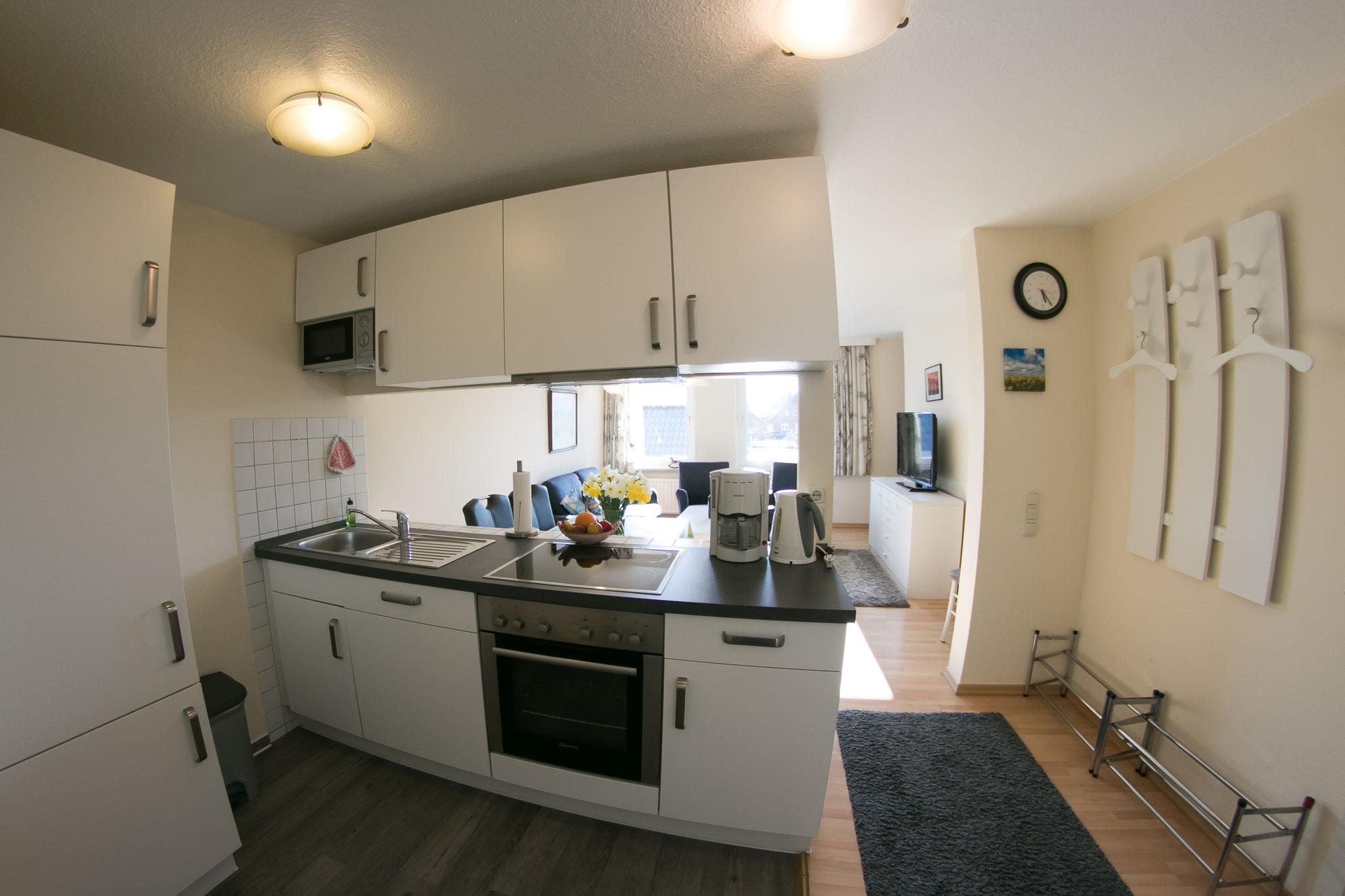 Küche Wohnung Nr. 7