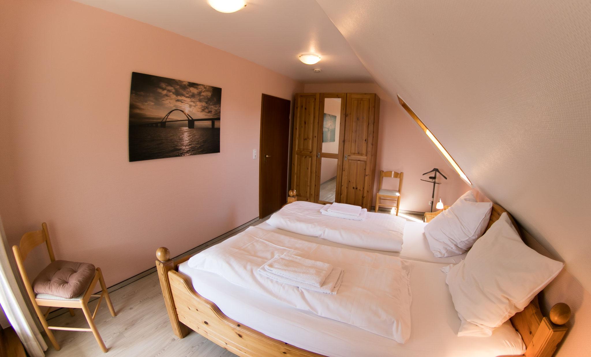 Schlafzimmer Wohnung Nr. 3