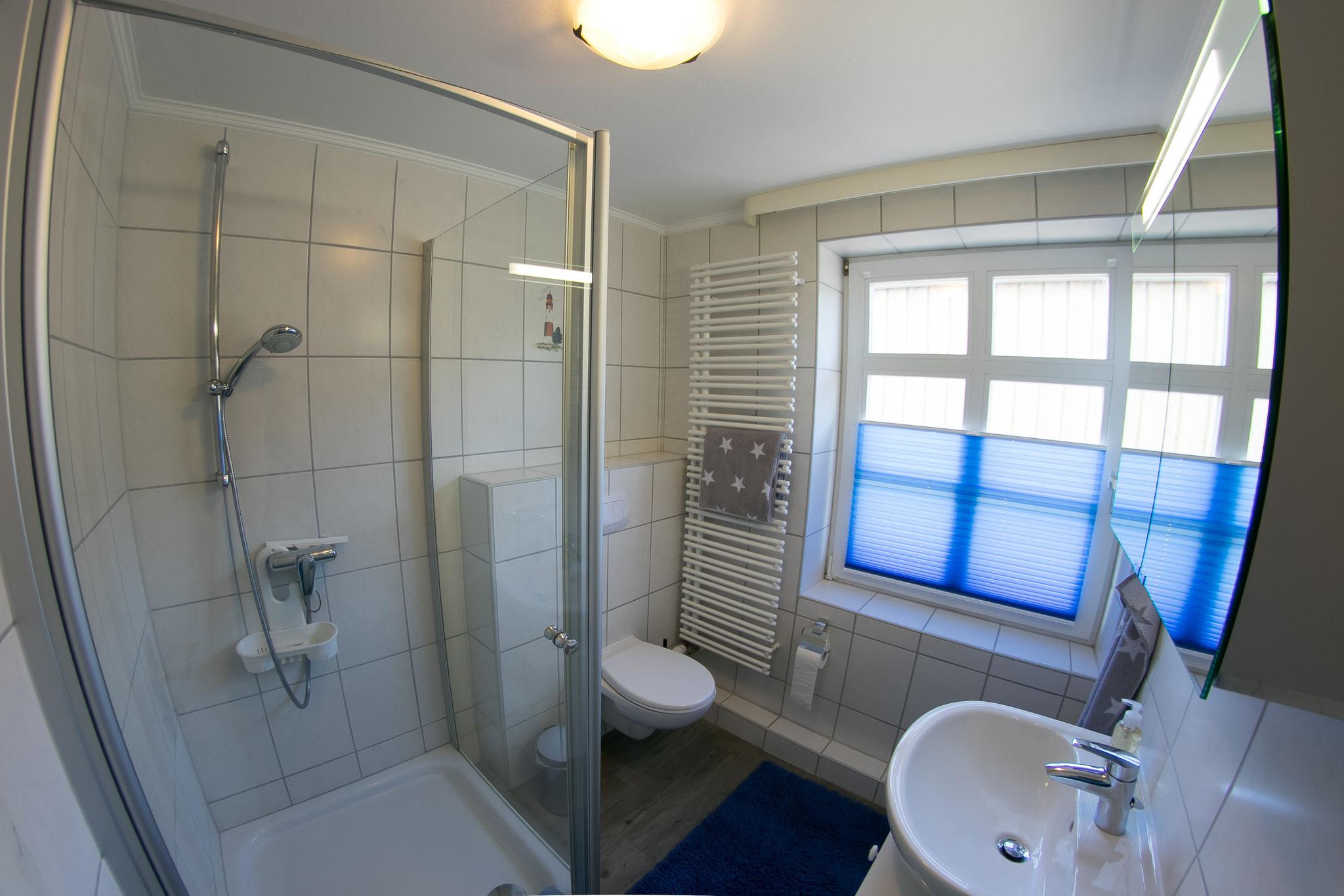 Badezimmer Wohnung Nr. 7